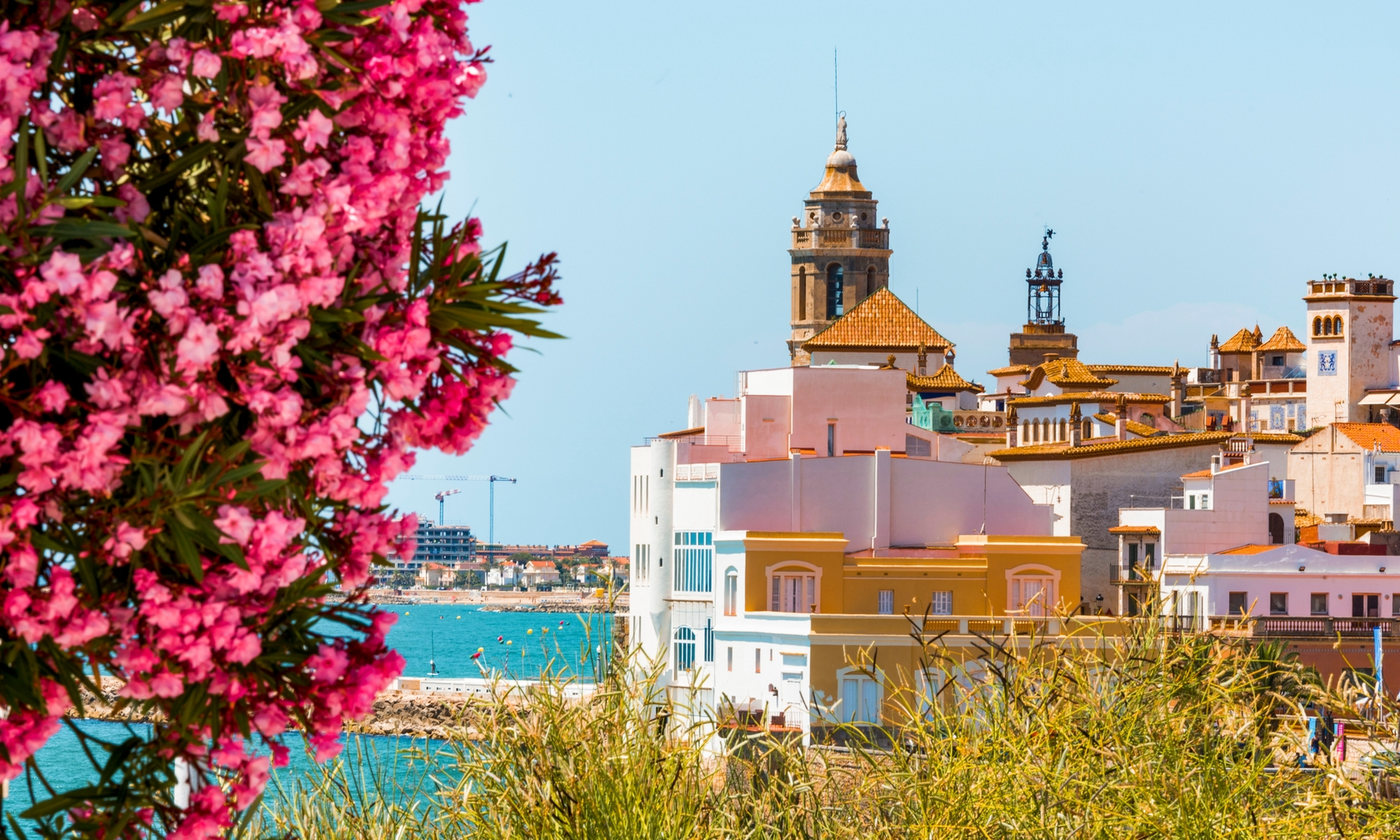Holiday rental apartments in Sitges