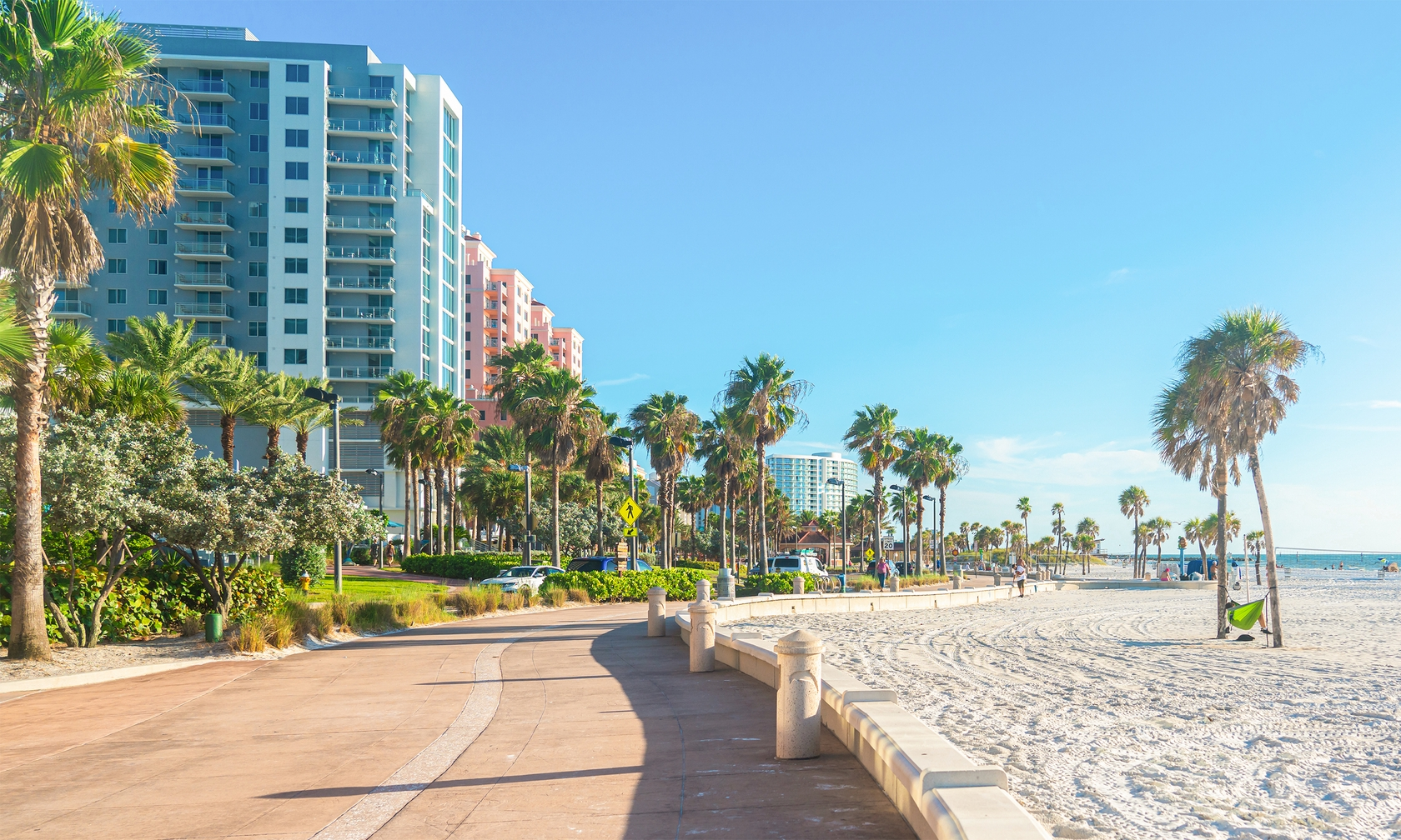Vacation rental apartments in Clearwater