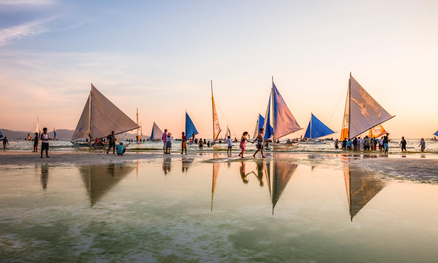 Vacation rentals in Boracay