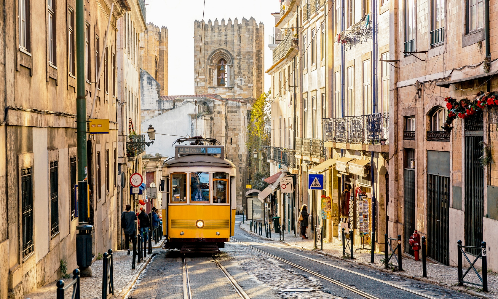 Vacation rentals in Lisbon