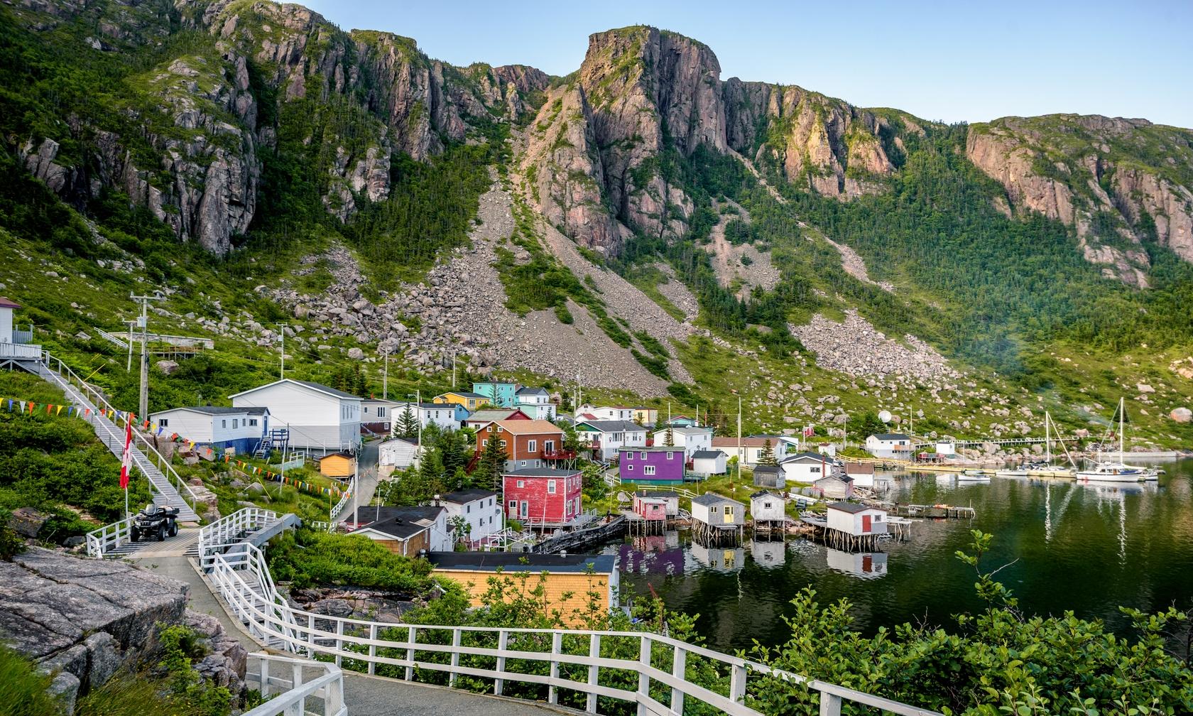 Vacation rentals in Newfoundland and Labrador