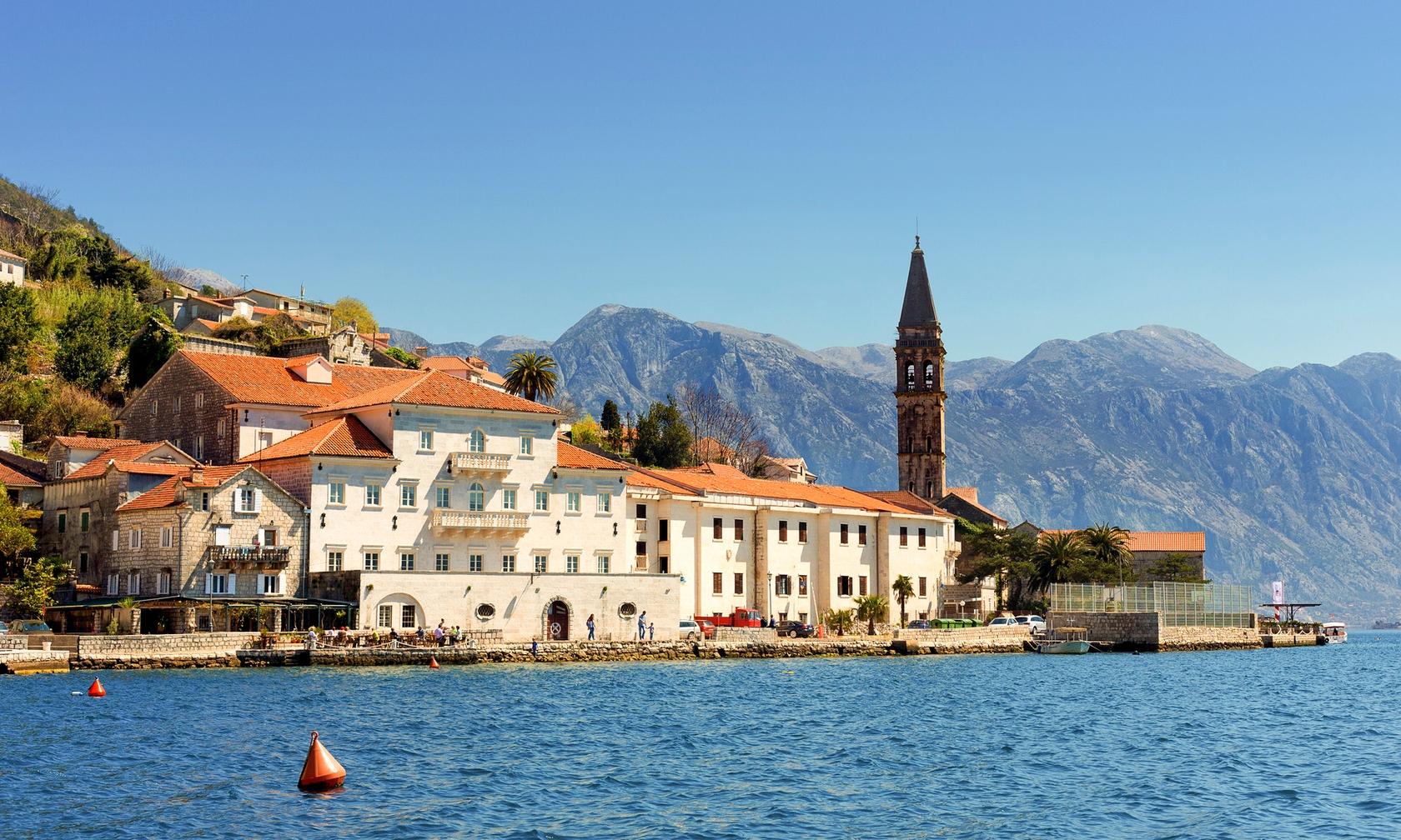 Holiday rentals in Montenegro