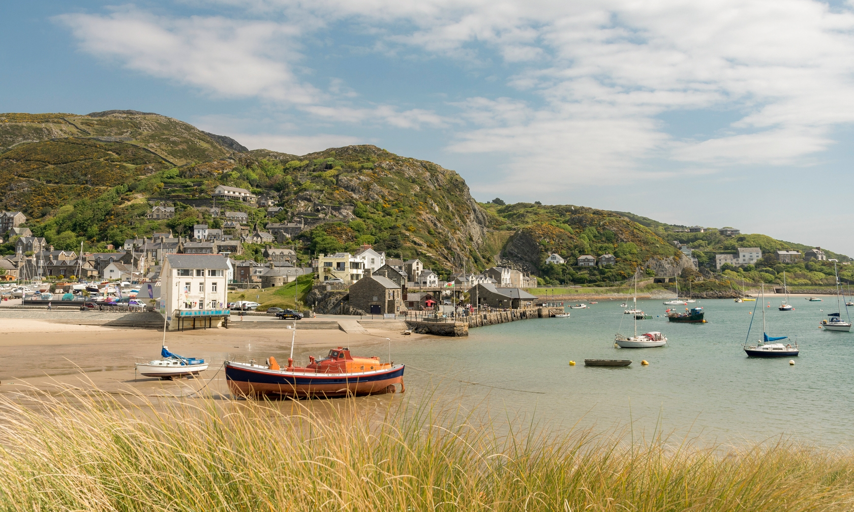 Holiday rentals in Barmouth