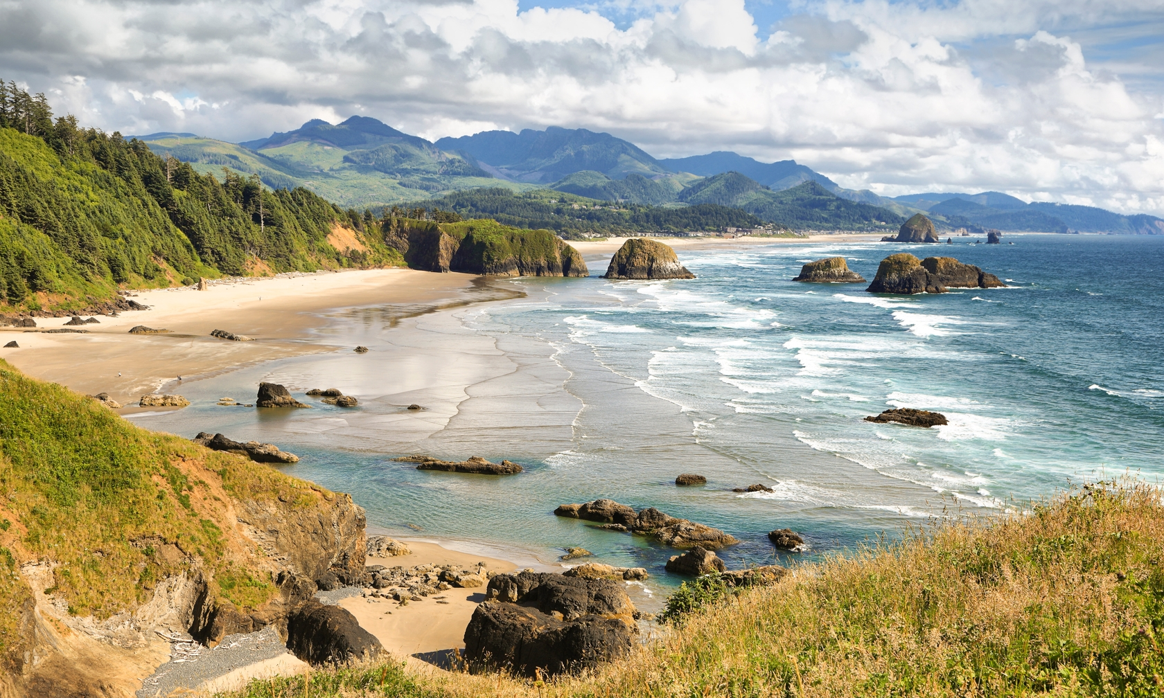 Vacation rental houses in Cannon Beach