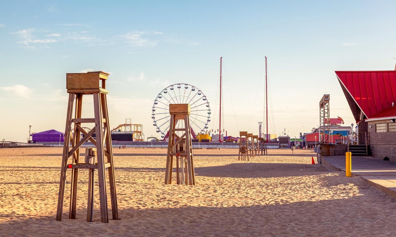 Vacation rental beach houses in Ocean City
