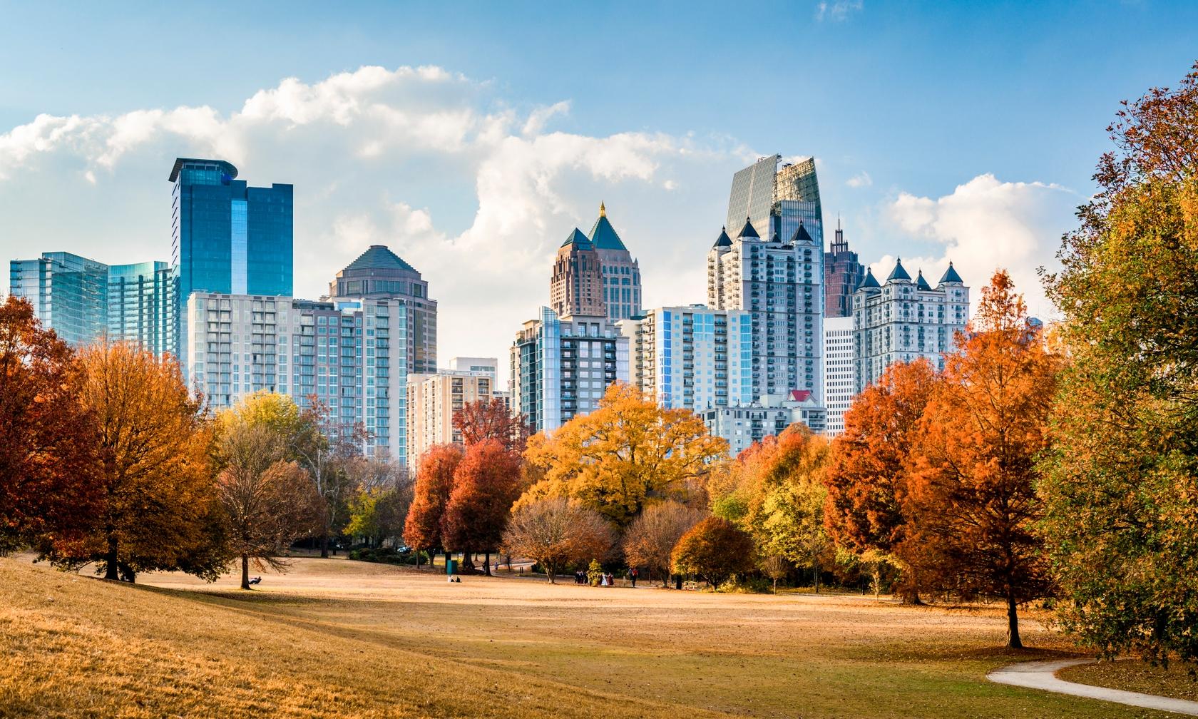Vacation rental apartments in Atlanta