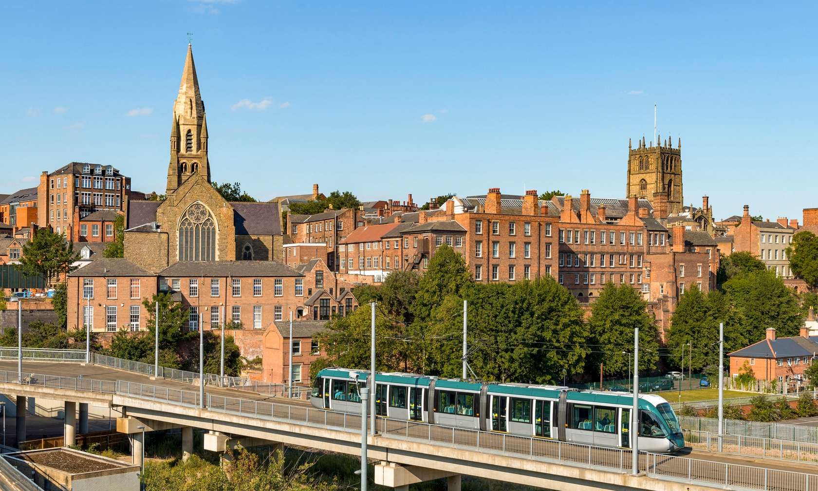 Holiday cottages in Nottingham