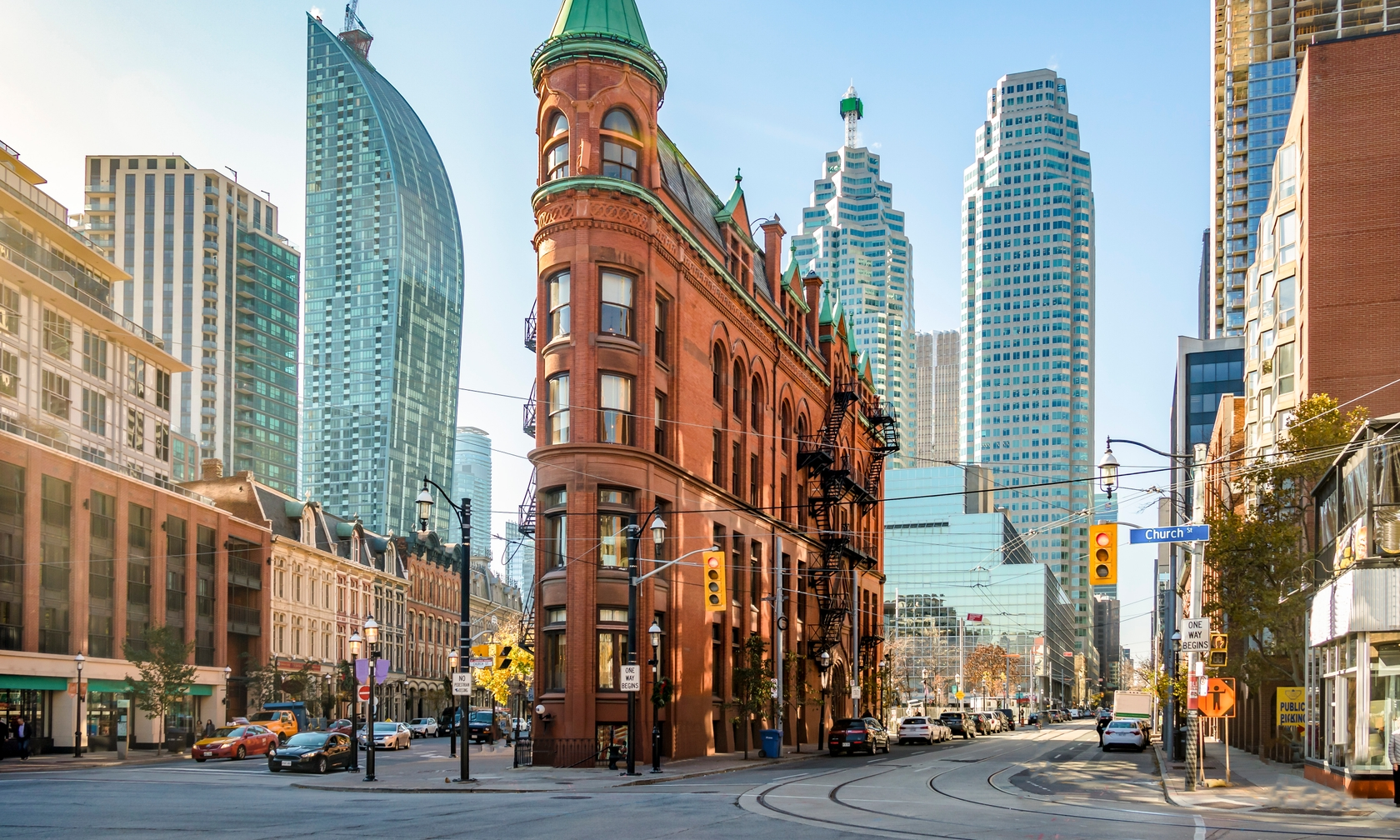 Vacation rental apartments in Toronto