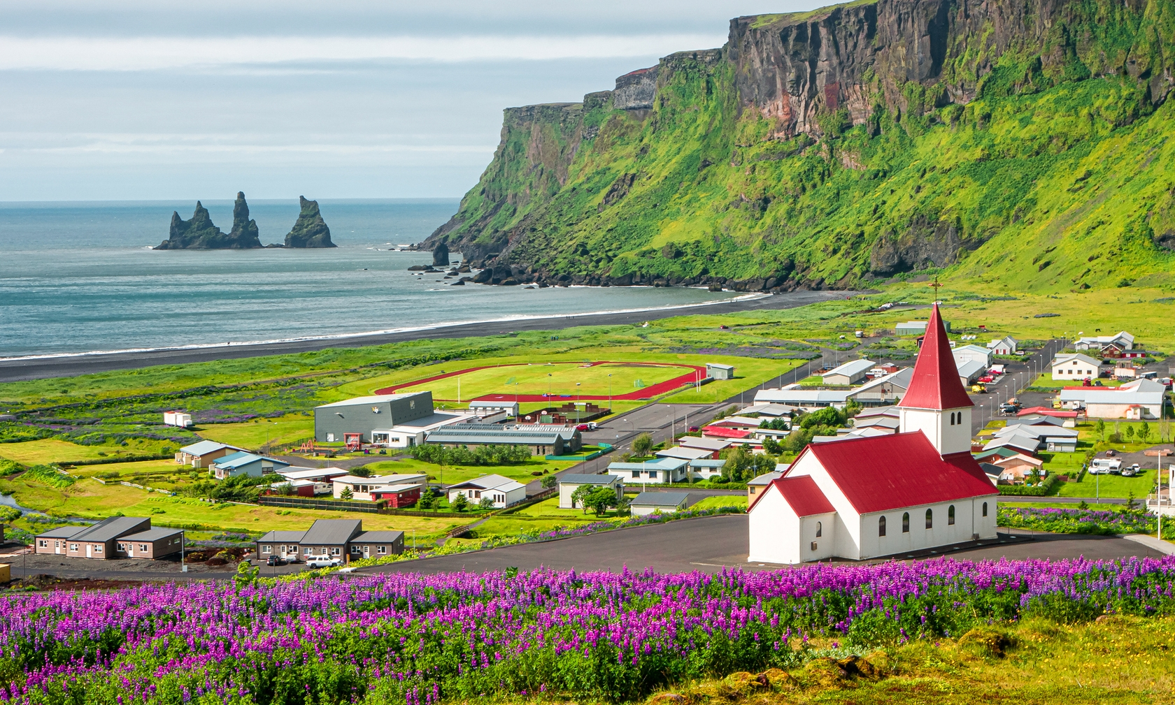 Vacation rentals in Iceland