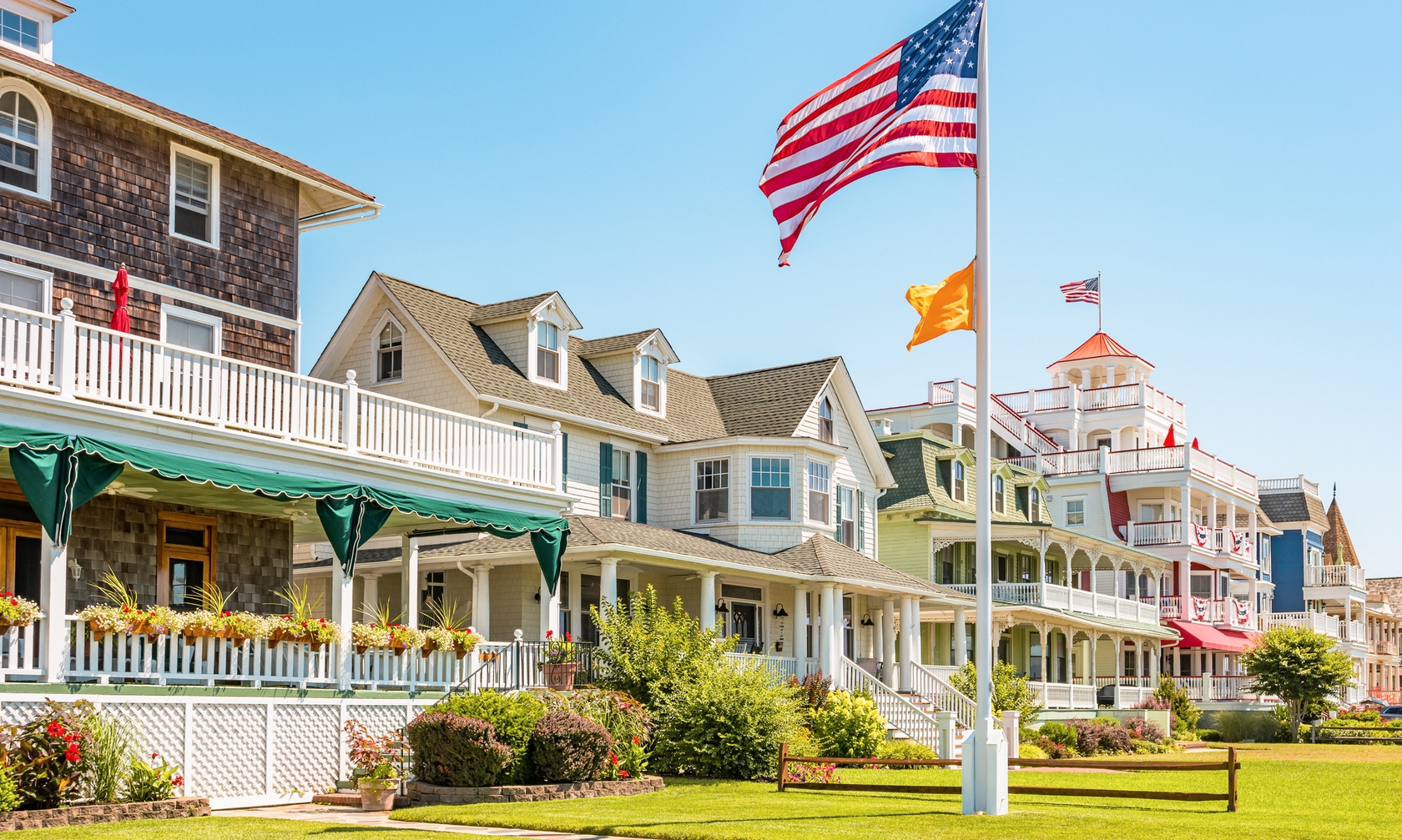 Vacation rental beach houses in Cape May