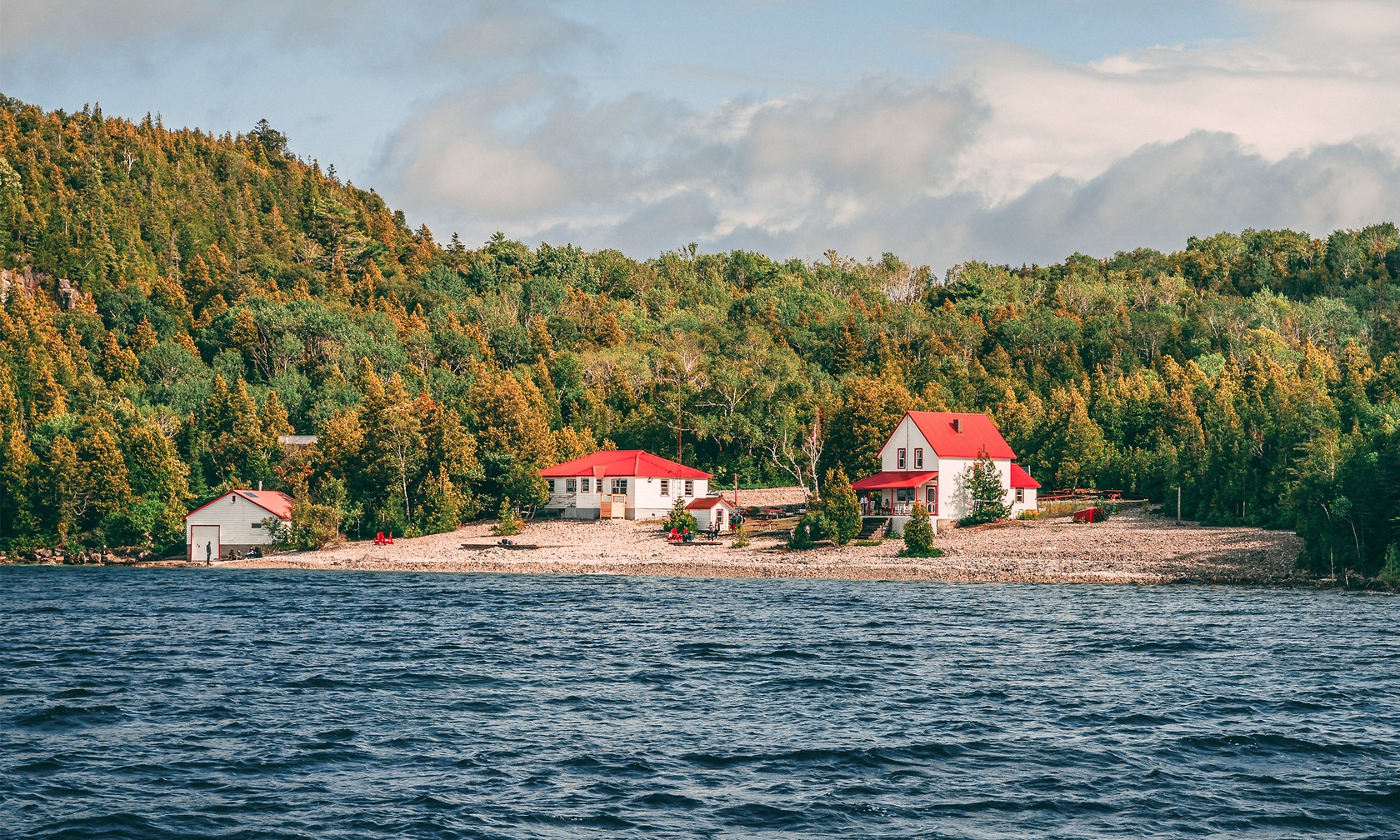 Cabin and cottage vacation rentals in Northern Bruce Peninsula