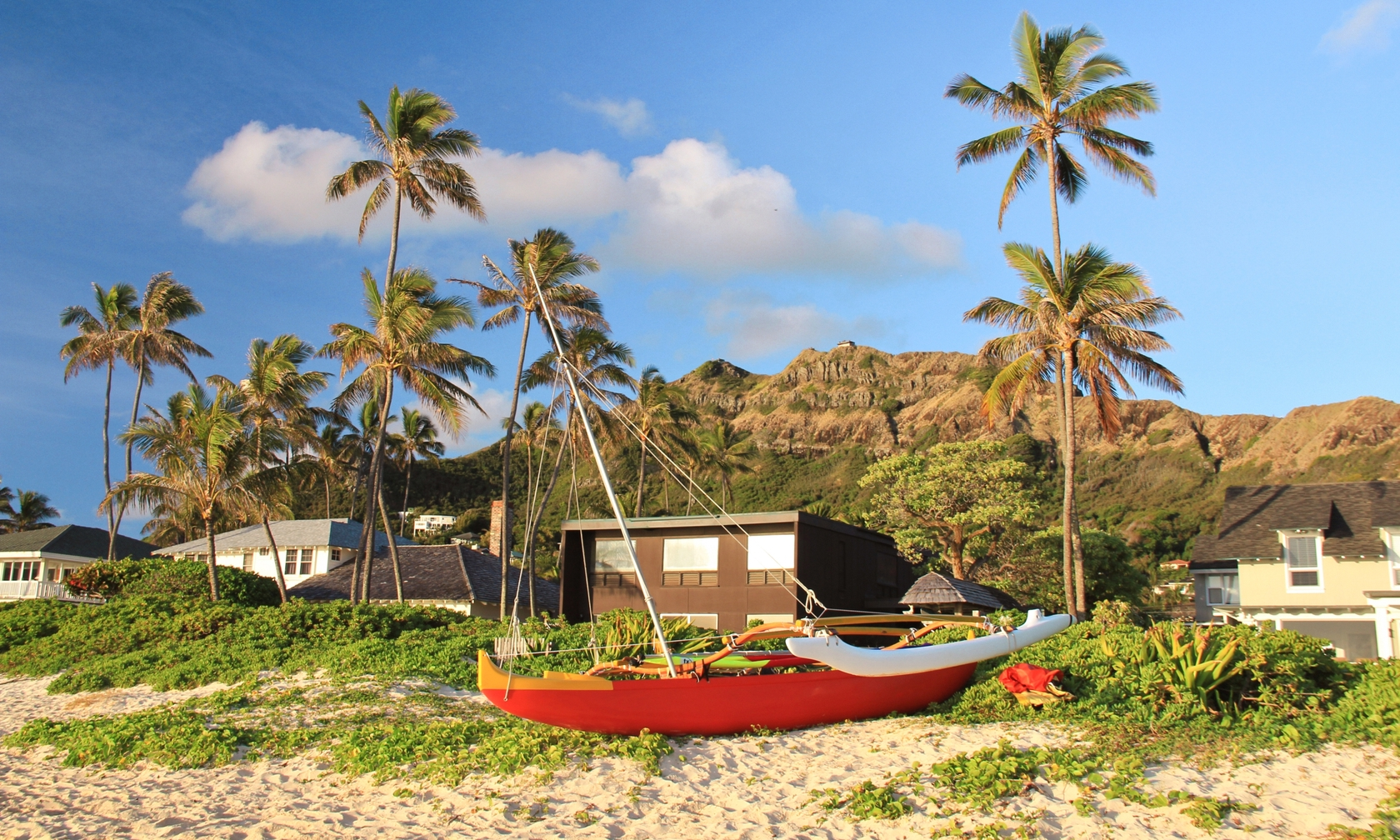 Vacation rentals in Kailua