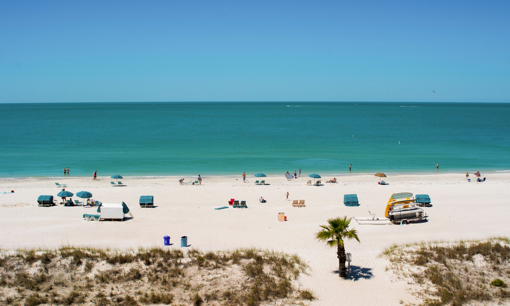 Vacation rental houses in St. Pete Beach