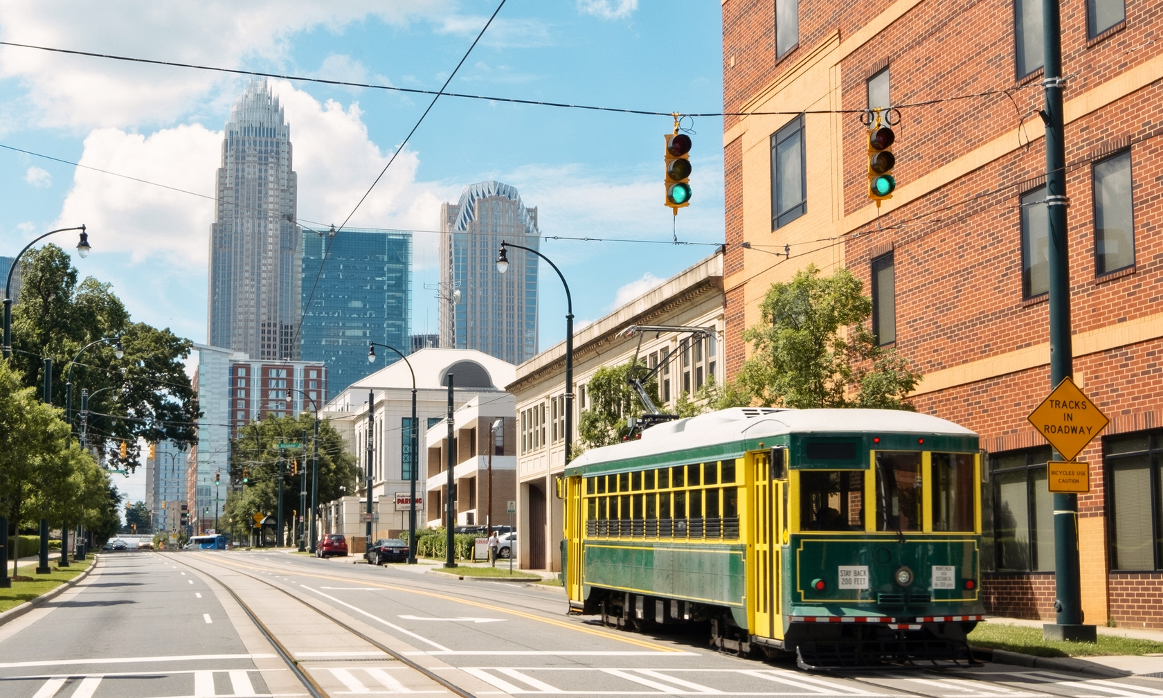 Vacation rental apartments in Charlotte