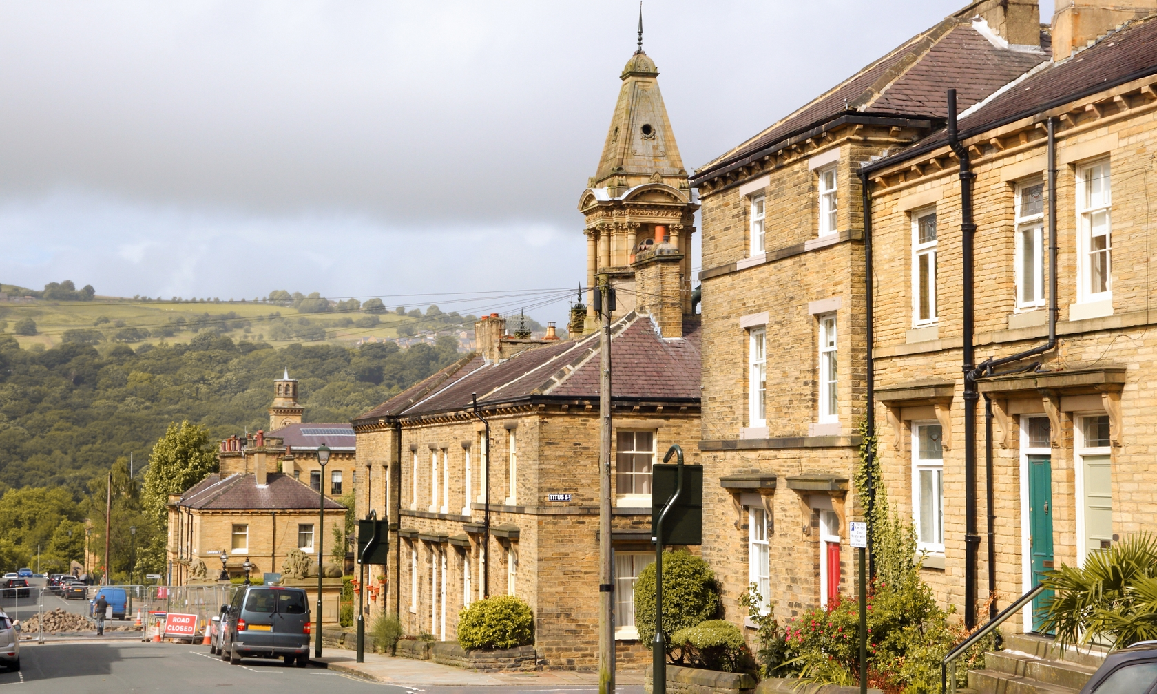 Holiday rental houses in Bradford