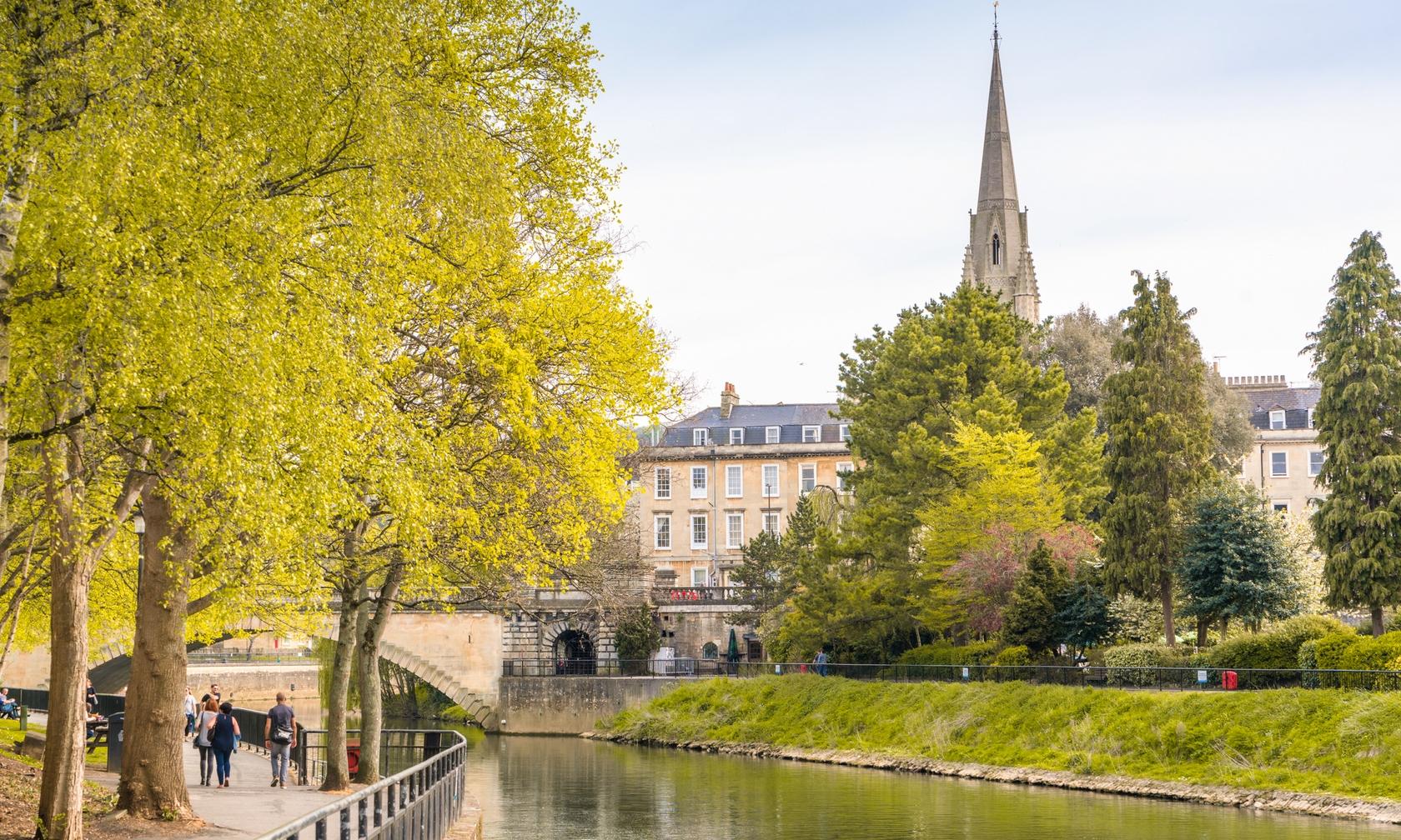 Holiday rental apartments in Bath