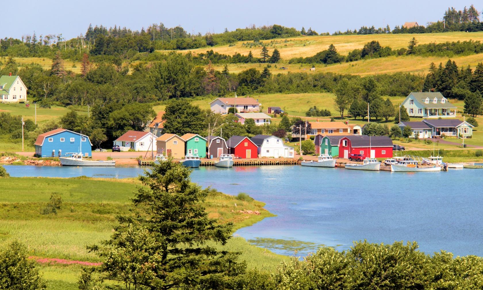 Vacation rentals in Prince Edward Island