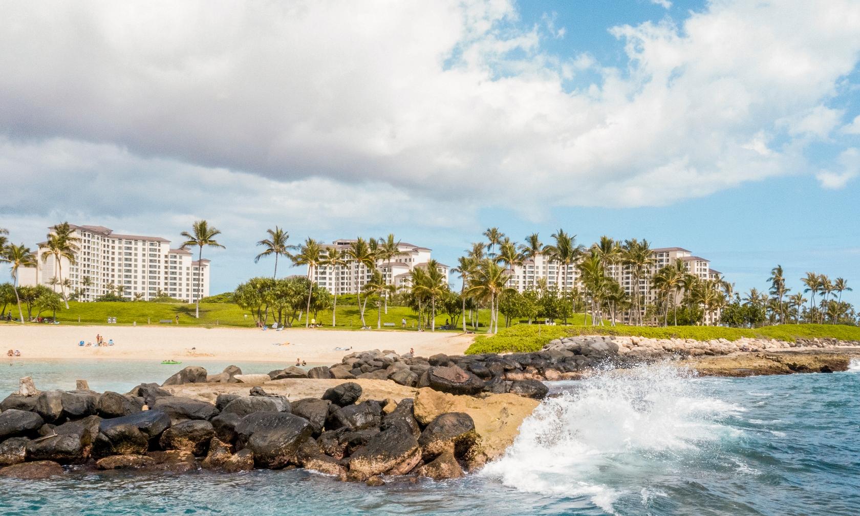 Condo and villa vacation rentals in Ko Olina Beach