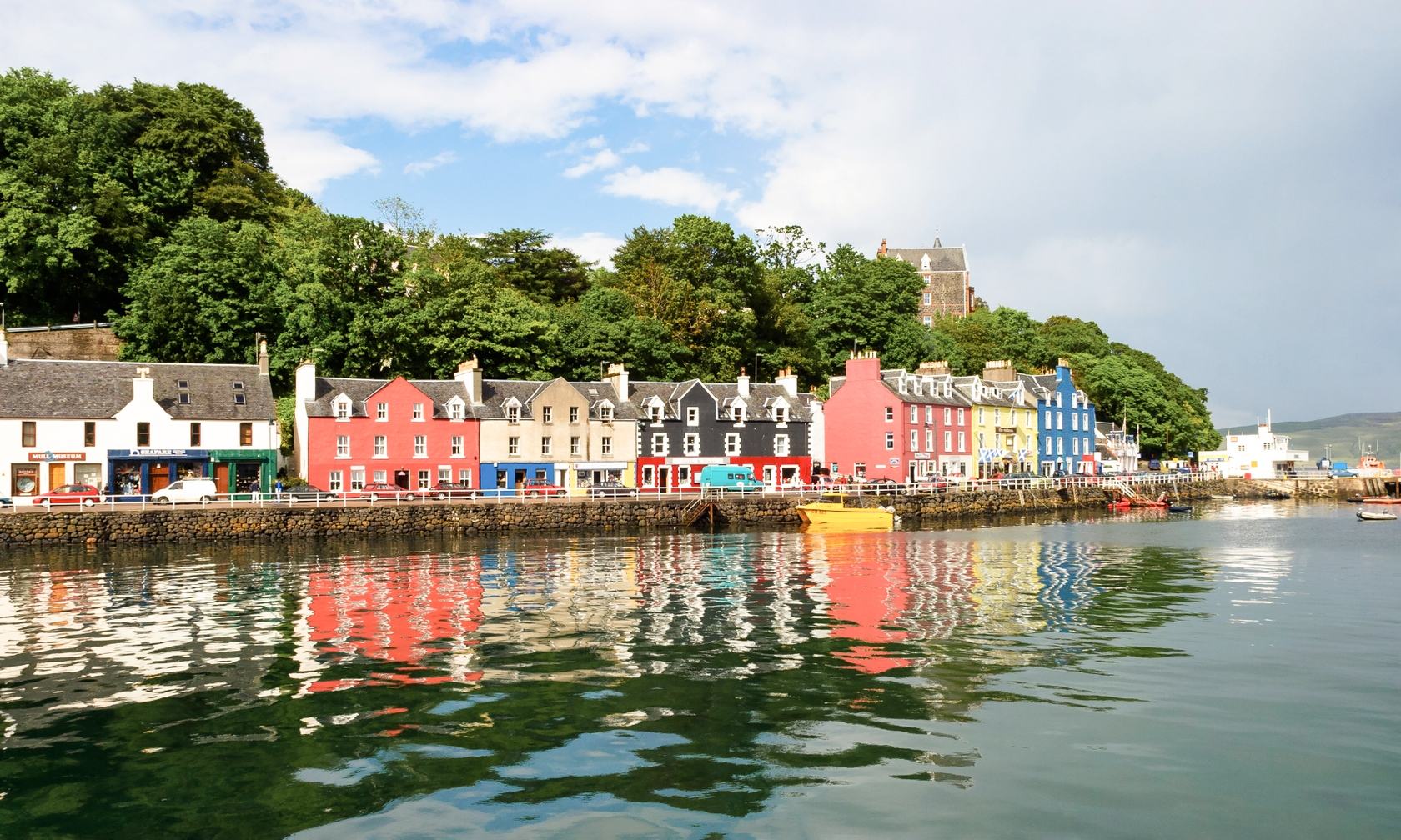 Vacation rental cottages in Tobermory