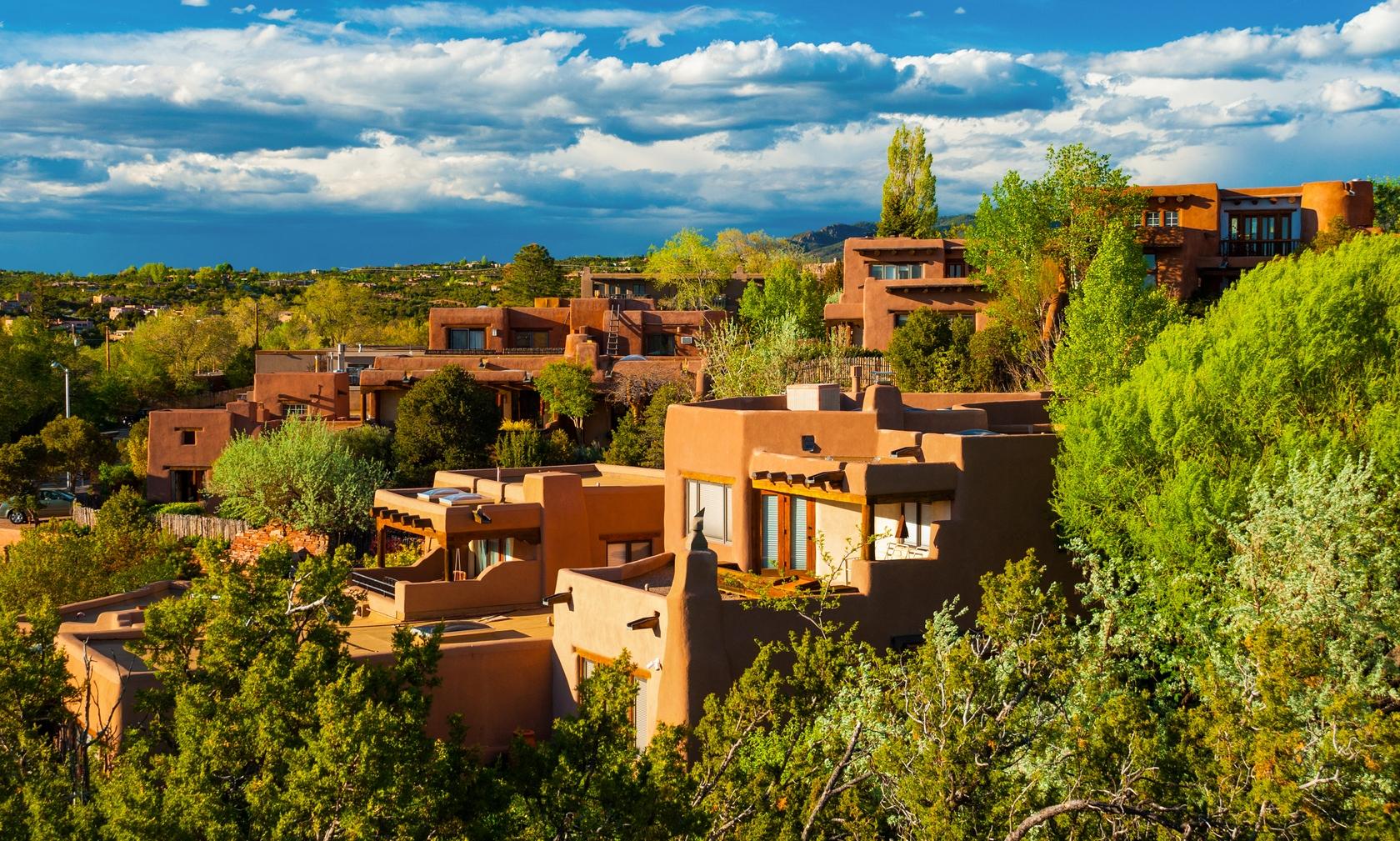 Vacation rentals in Santa Fe