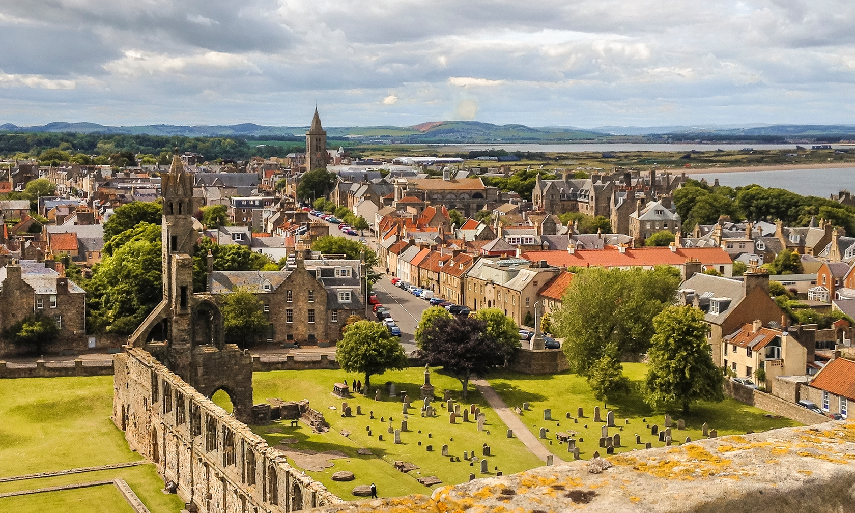 Holiday rental apartments in St Andrews