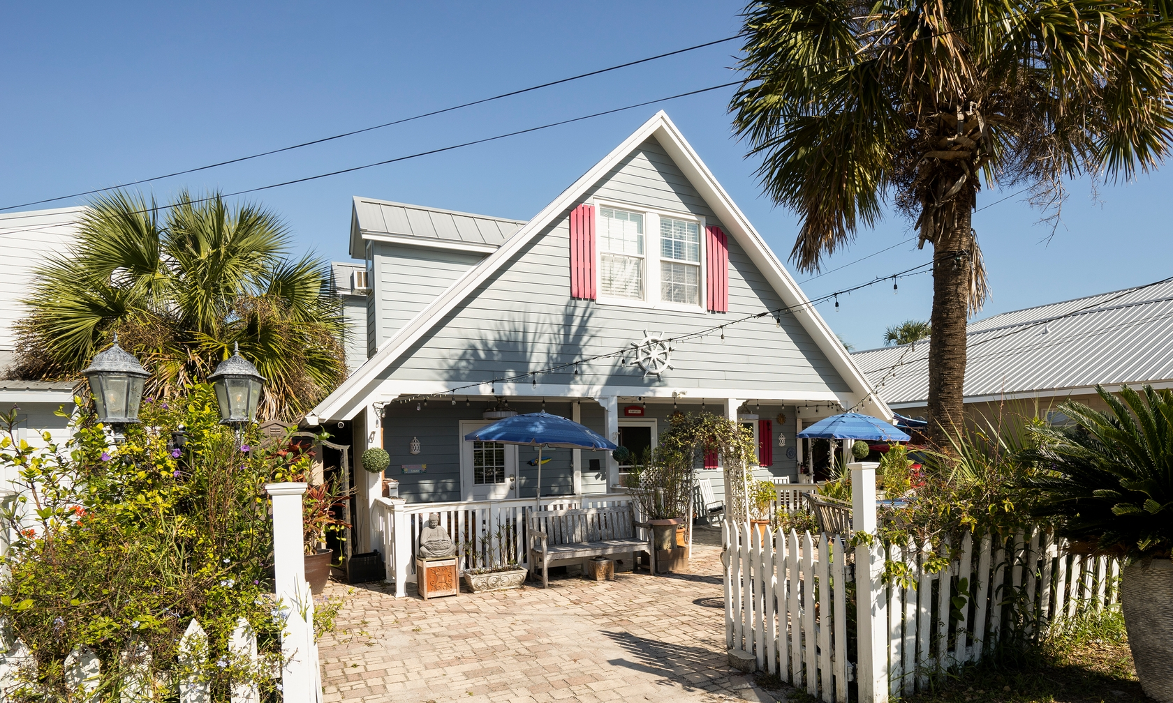 Vacation rental apartments in St. Augustine