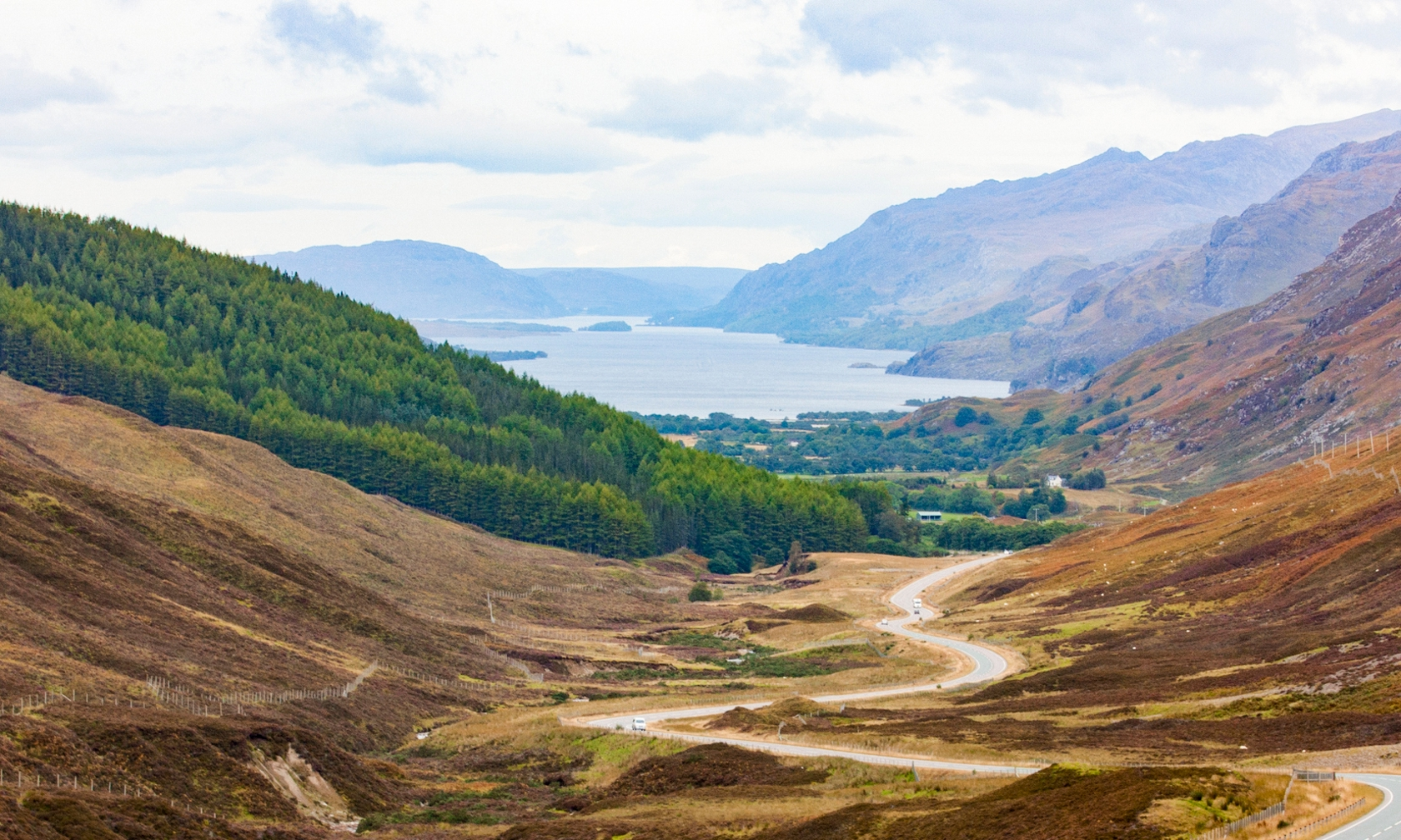 Holiday cottages in Aviemore