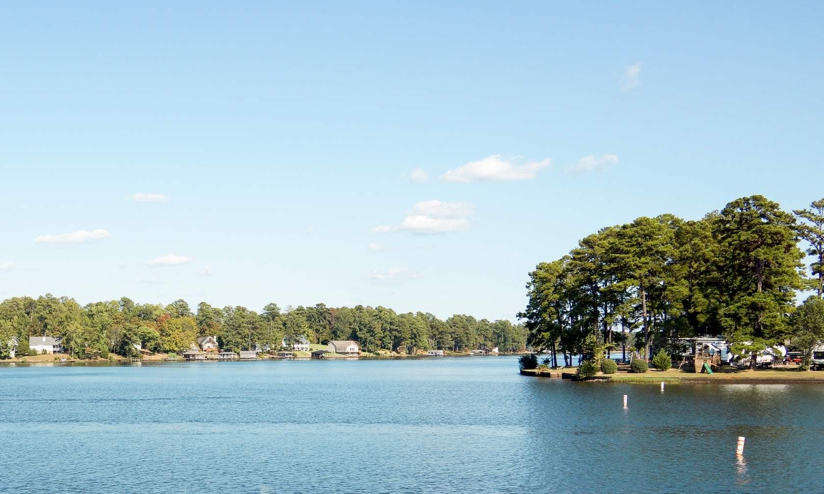 Vacation rentals in Lake Sinclair