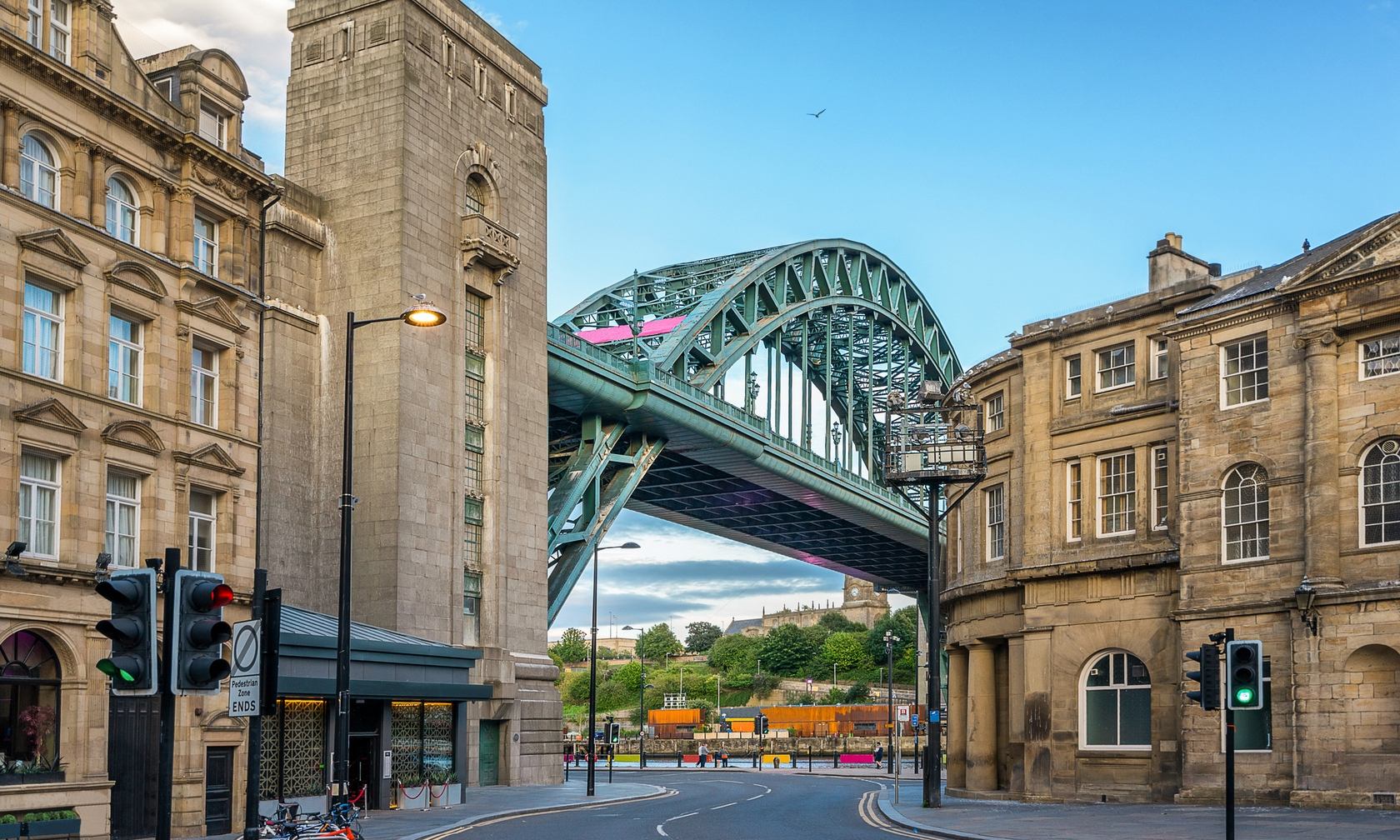 Holiday cottages in Newcastle upon Tyne