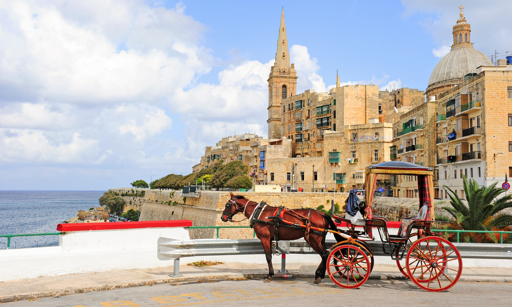 Holiday rentals in Malta