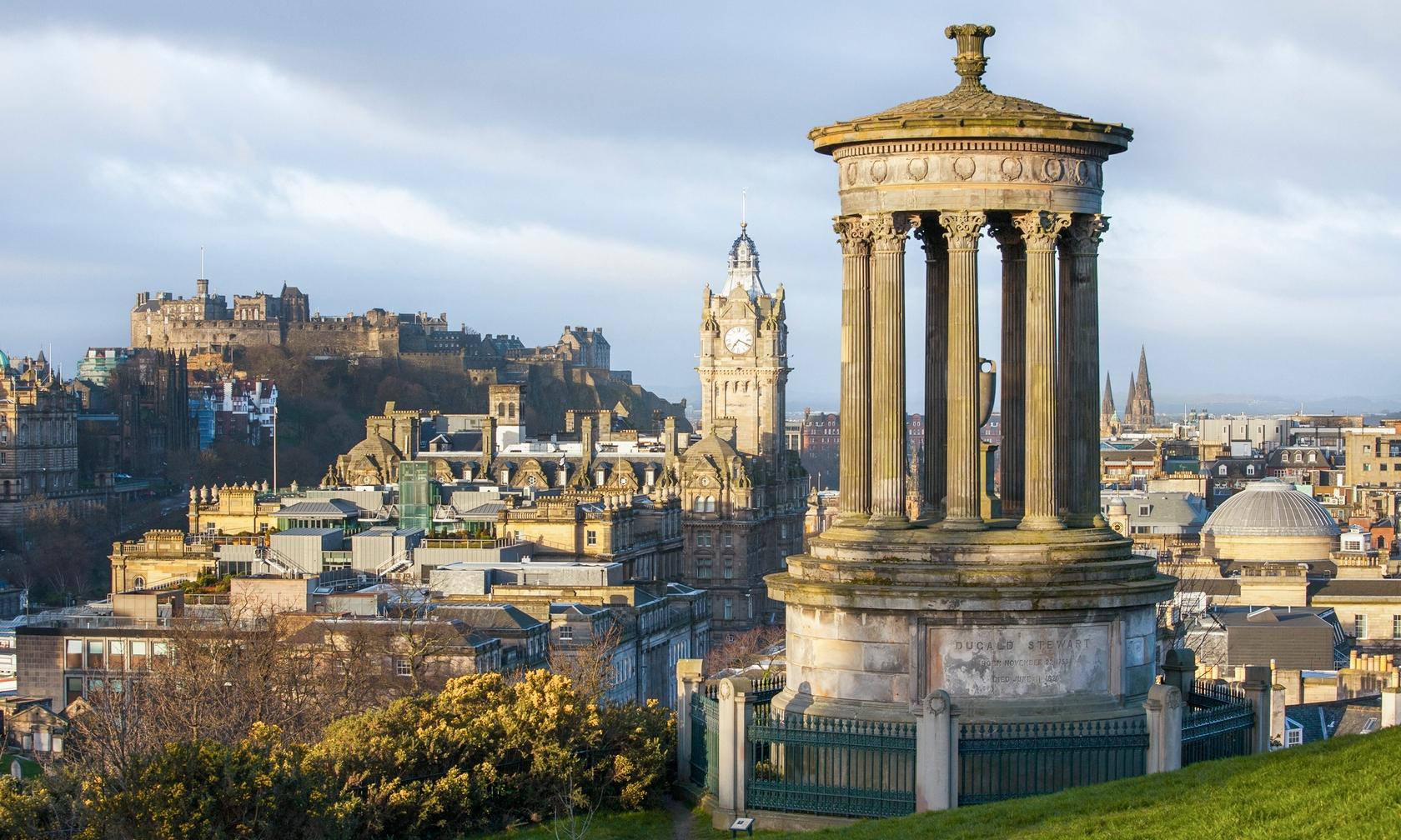 Holiday rentals in Edinburgh