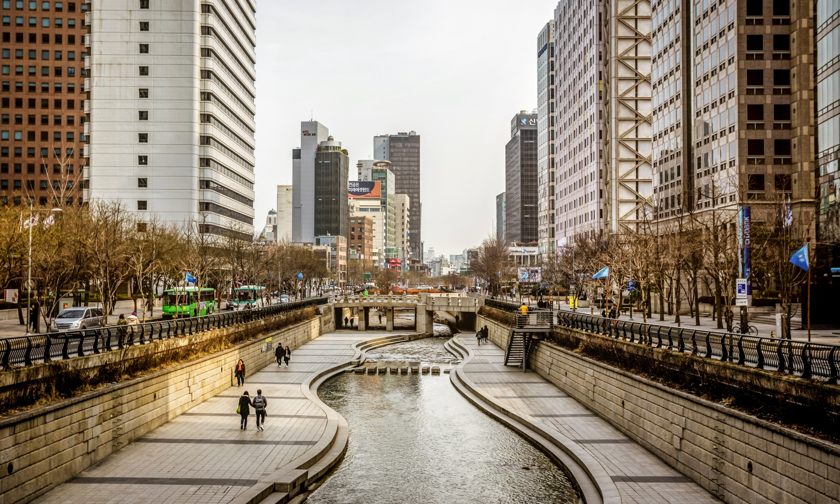Vacation rentals in Seoul