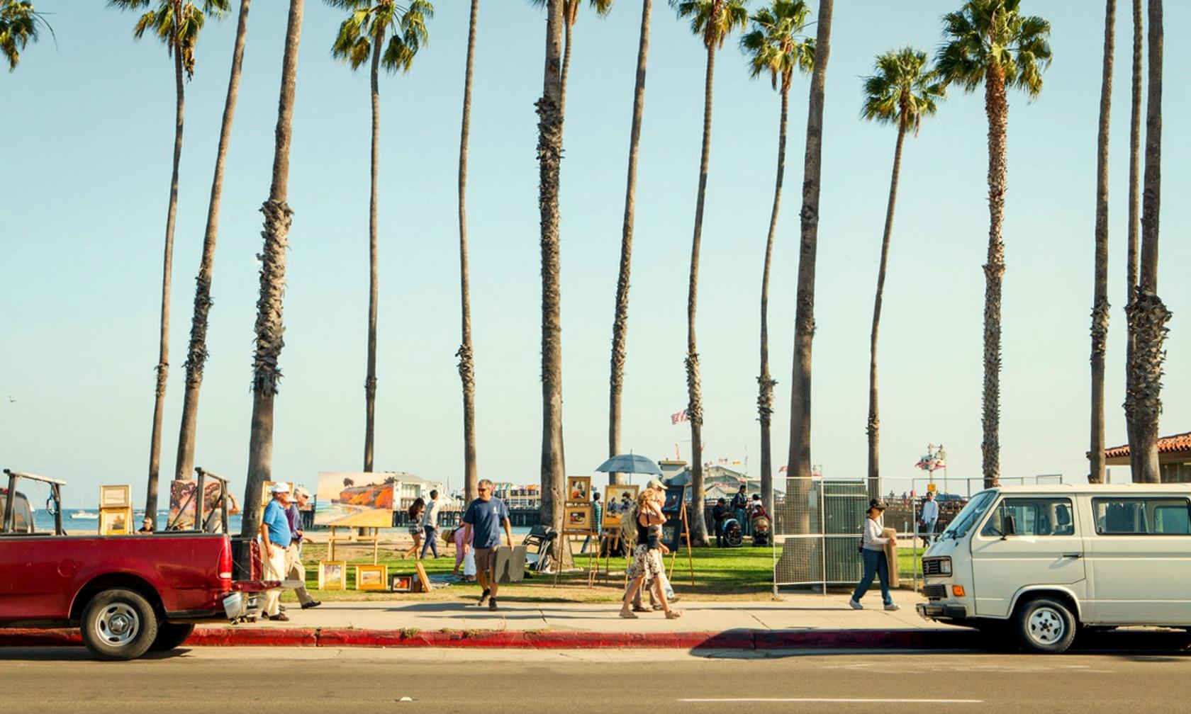 Vacation rental apartments in Santa Barbara