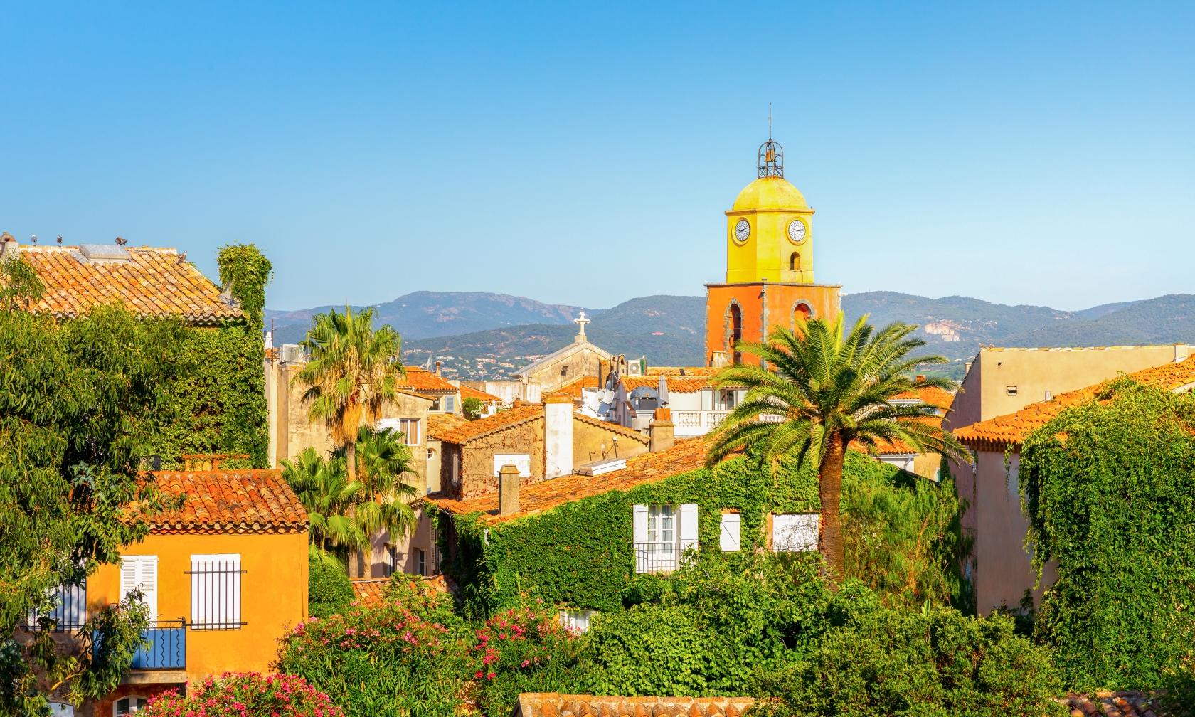 Vacation rentals in Saint-Tropez