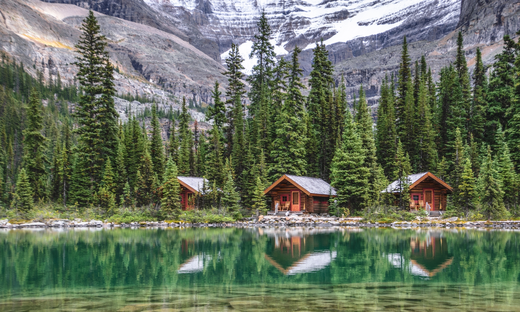 Vacation rentals in British Columbia