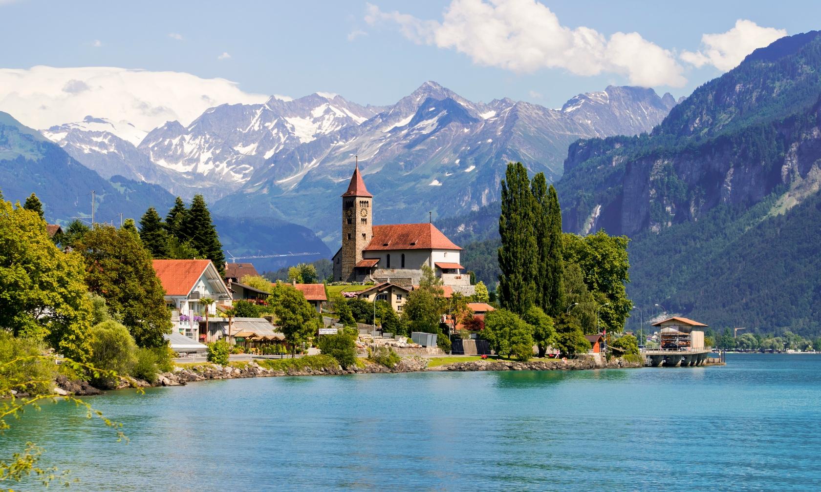 Holiday rentals in Switzerland