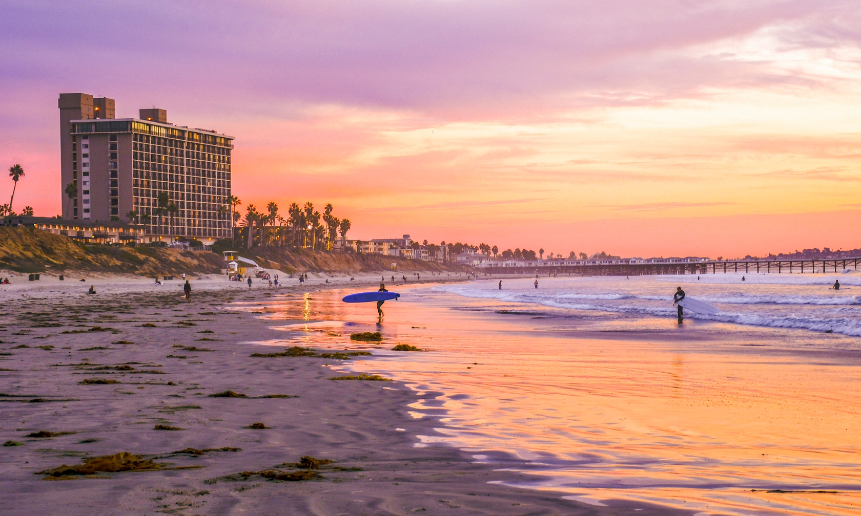 Vacation rentals in Pacific Beach, San Diego