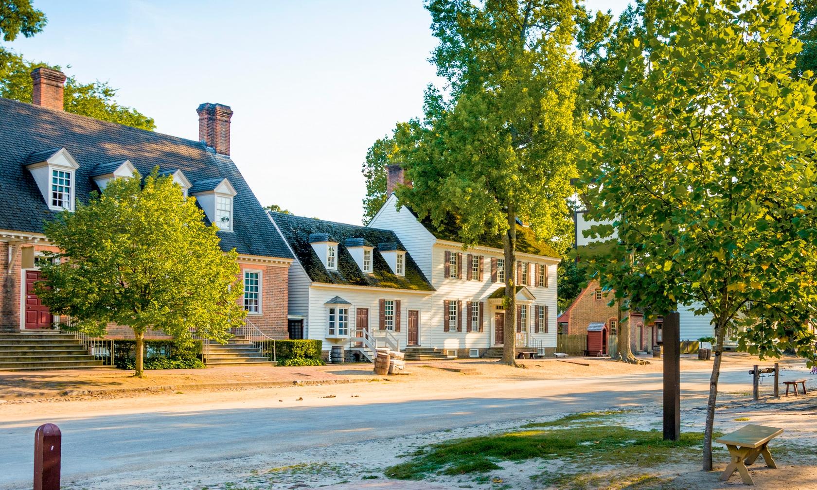 Vacation rentals in Williamsburg