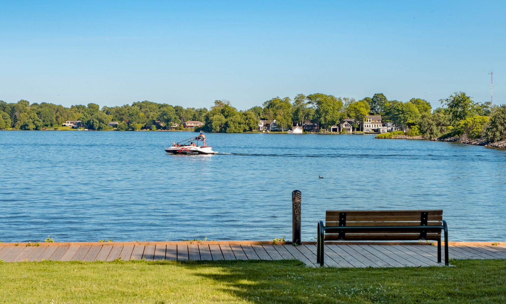 Vacation rental cottages in Orillia