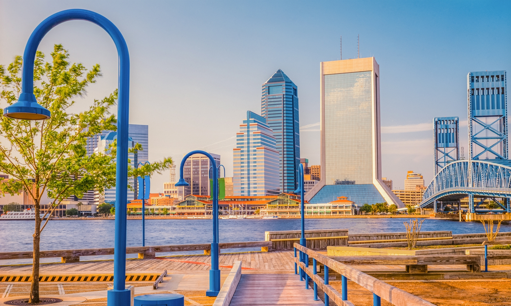 Vacation rental apartments in Jacksonville