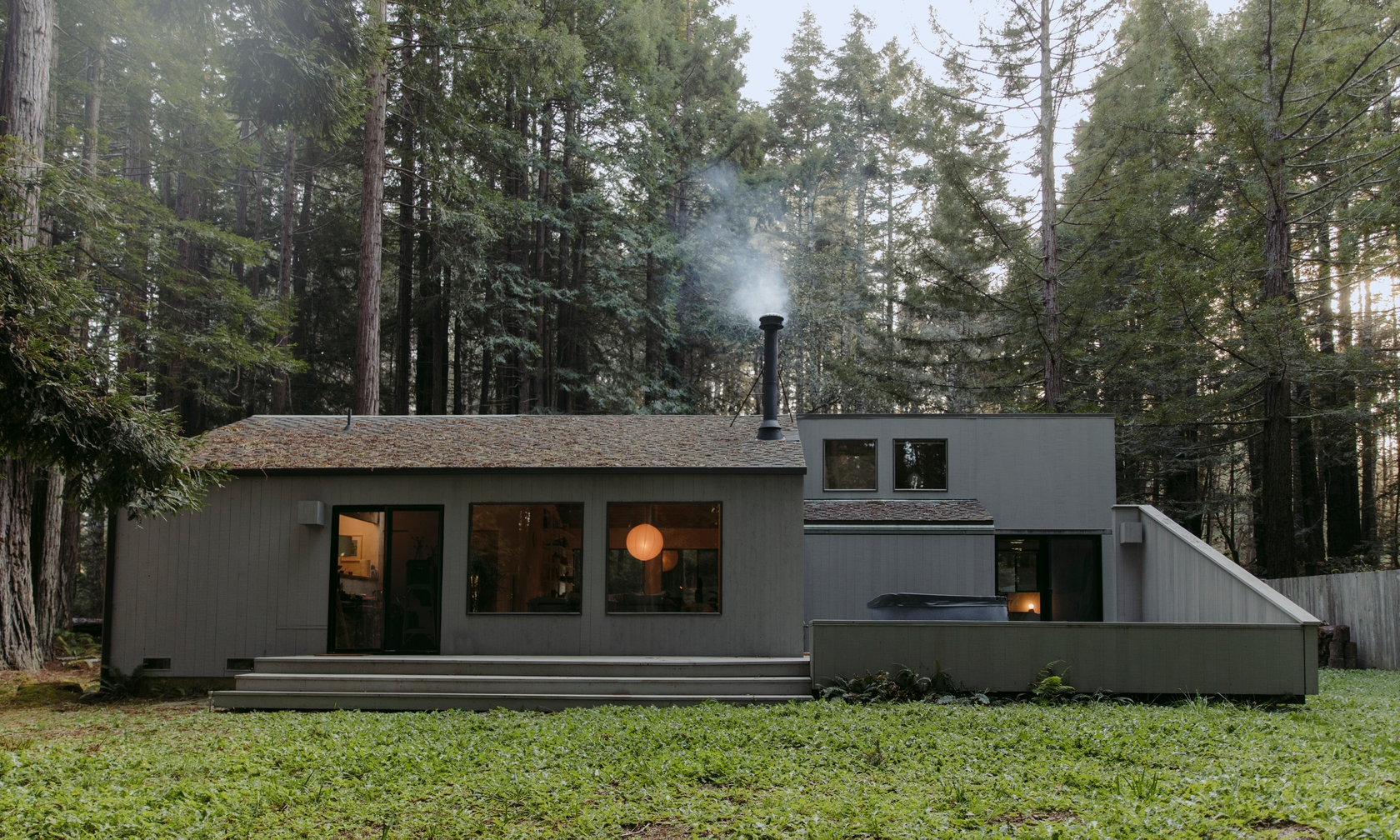 Vacation rental houses in Sea Ranch