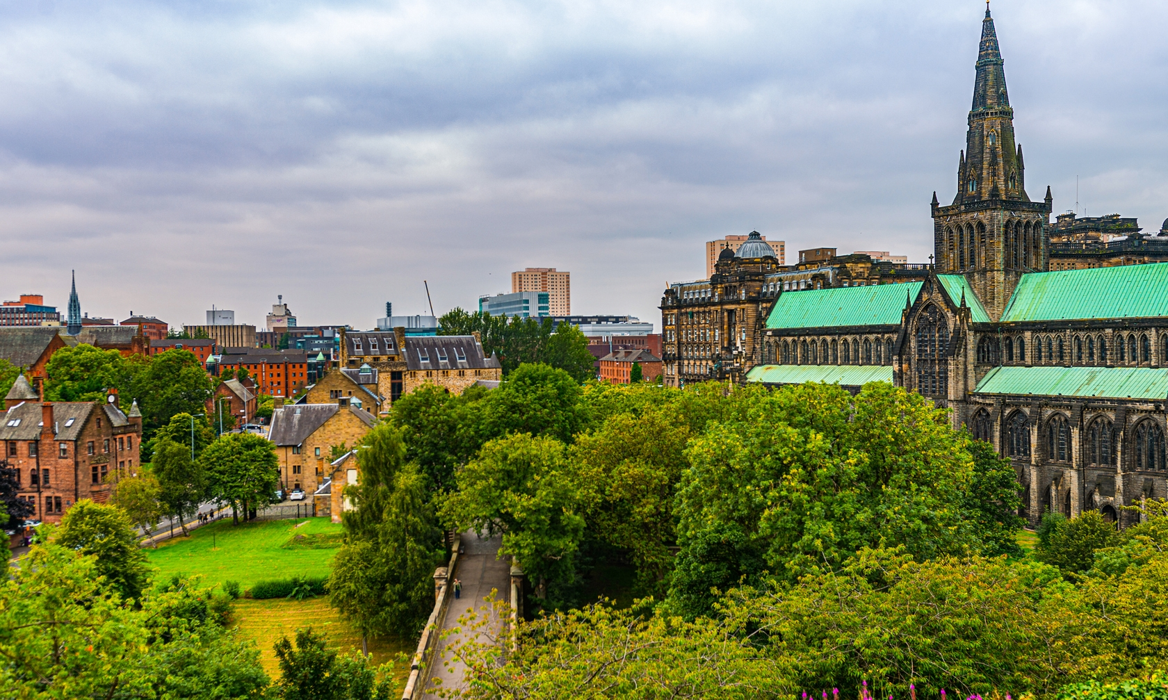 Holiday lettings in Glasgow