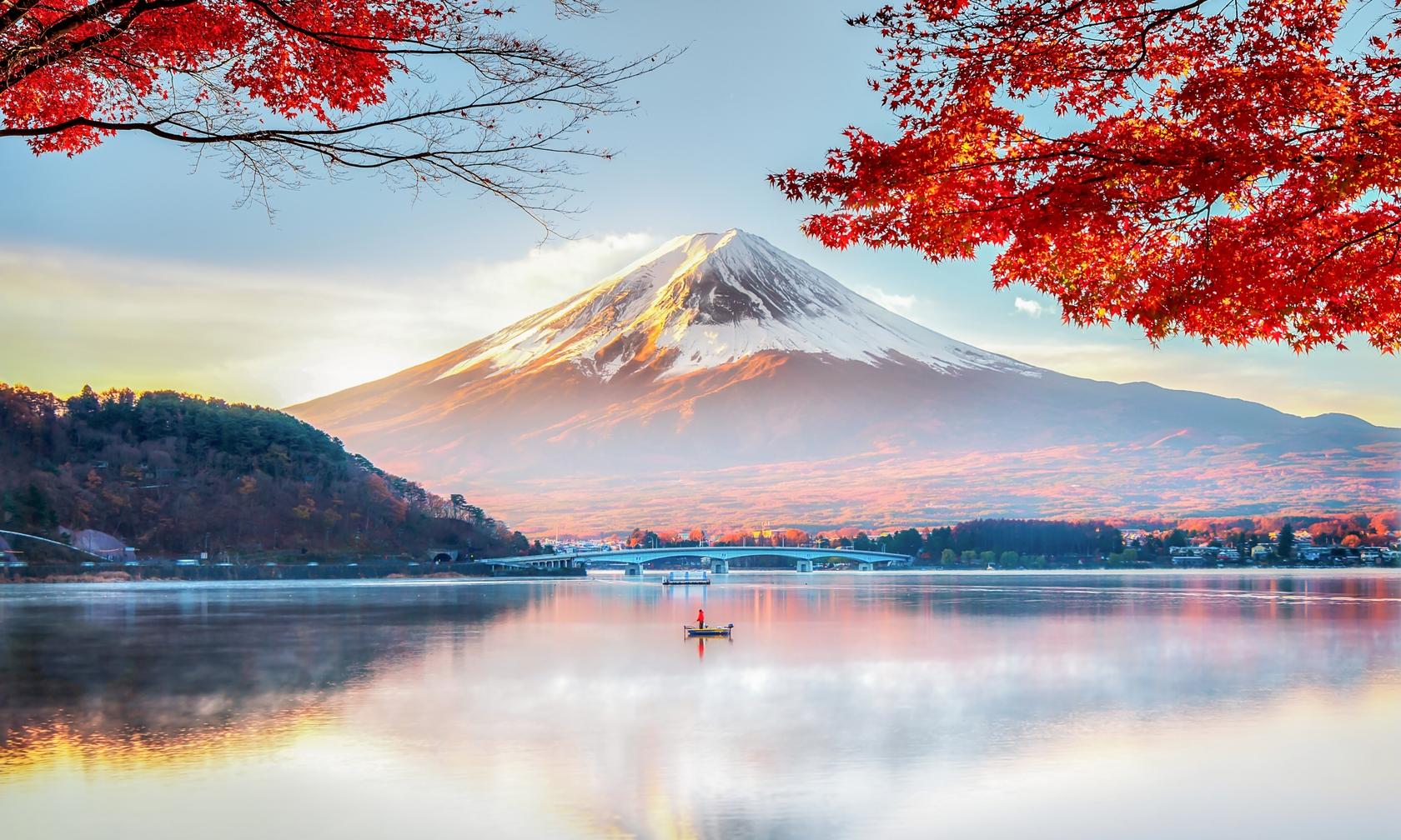 Vacation rentals in Japan