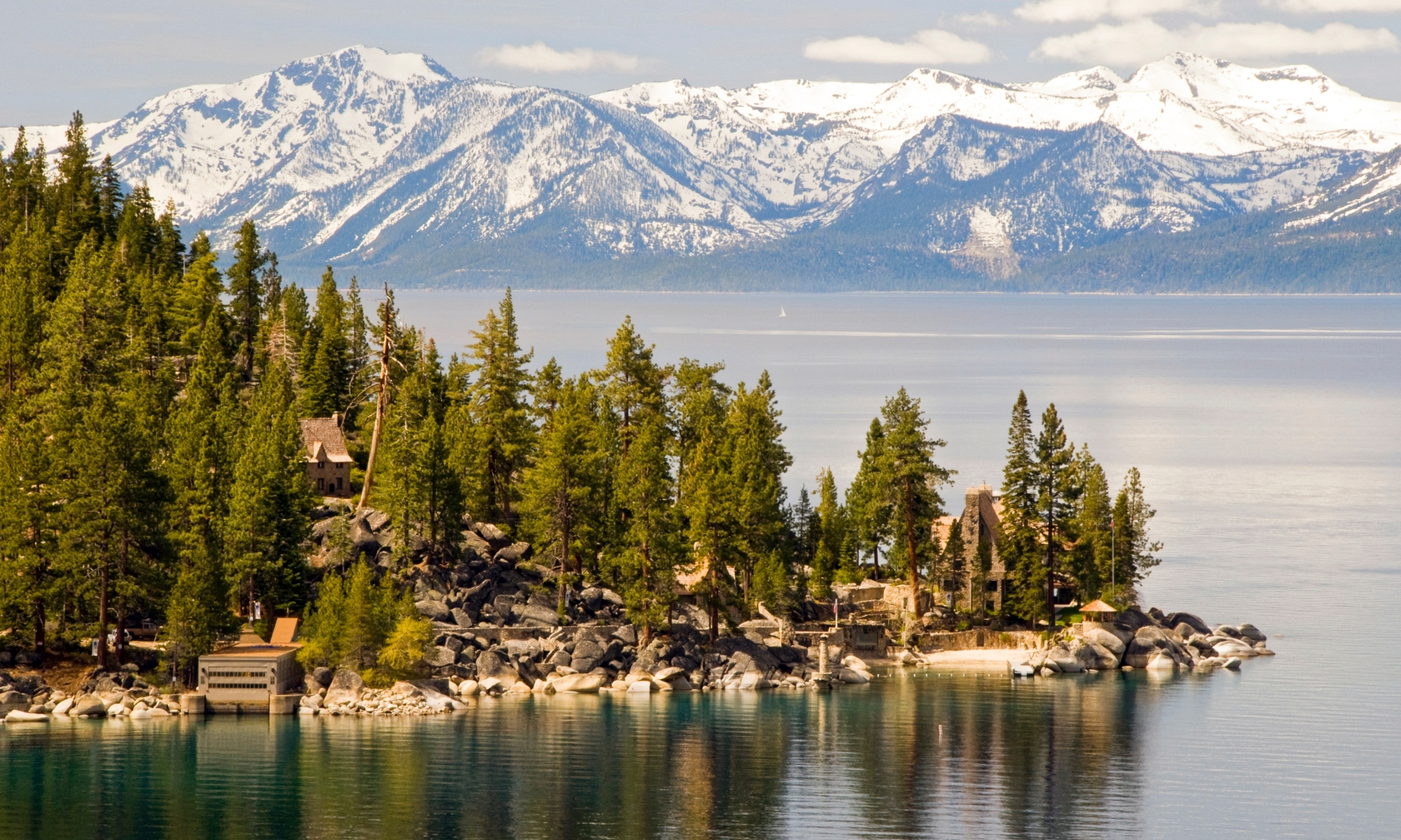 Cabin and house rentals in Lake Tahoe