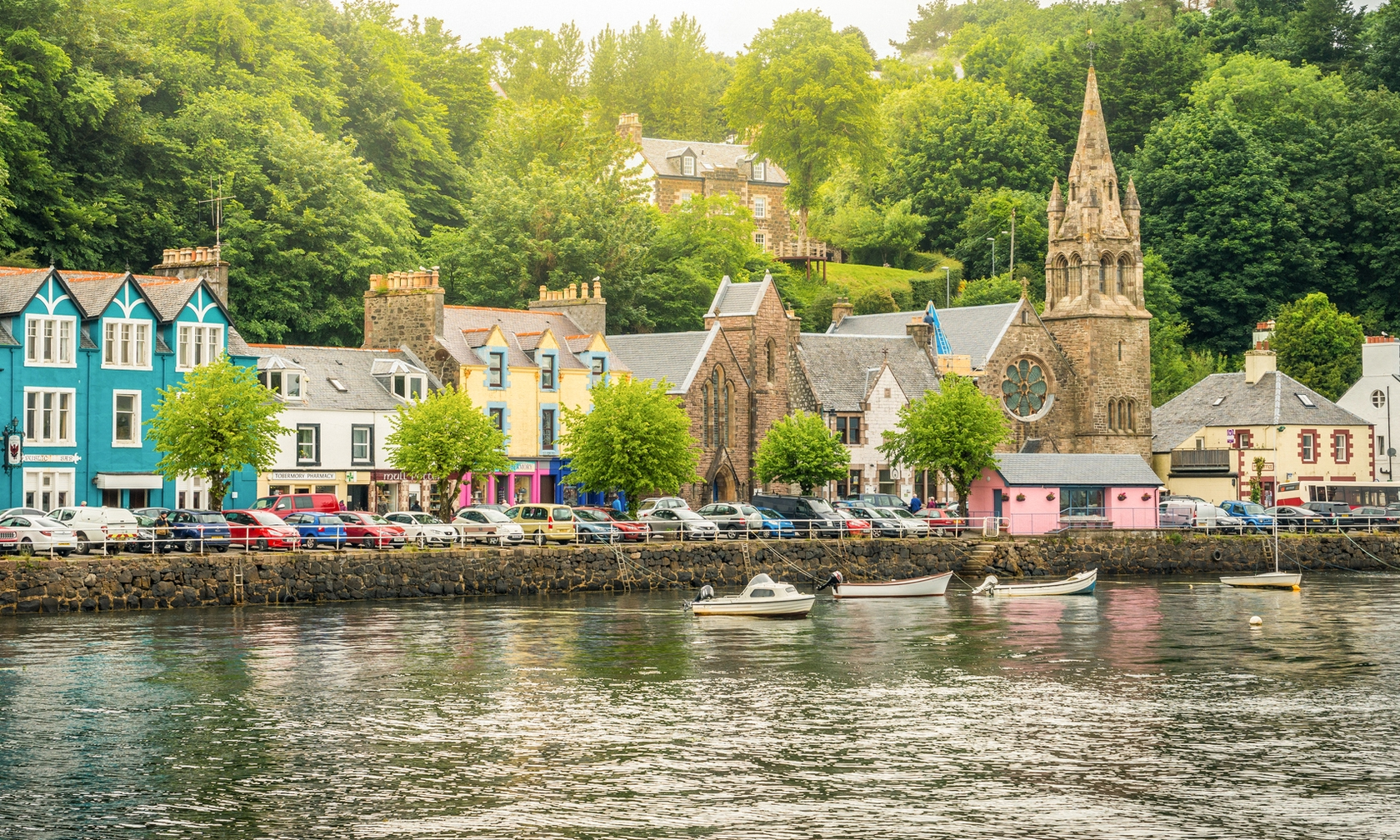 Cottage and house rentals in Isle of Mull