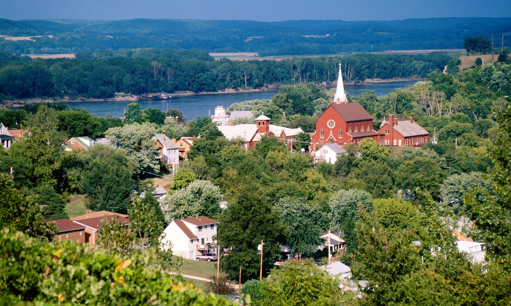Vacation rentals in Hermann