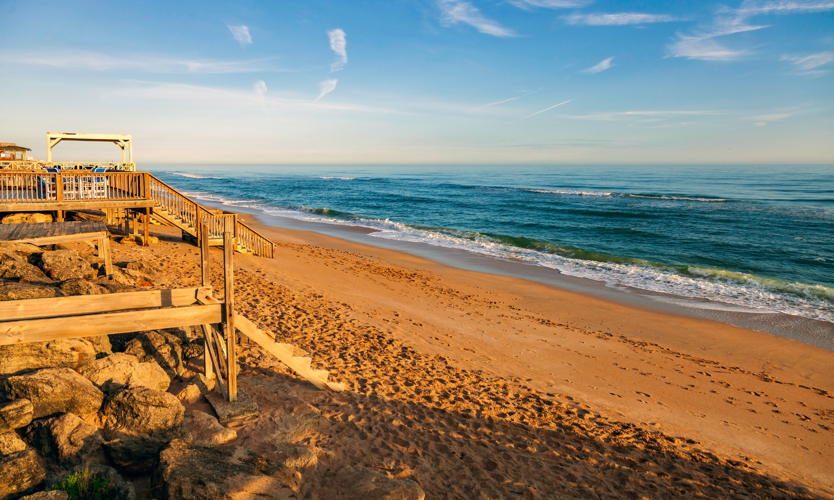 Vacation rental condos in New Smyrna Beach