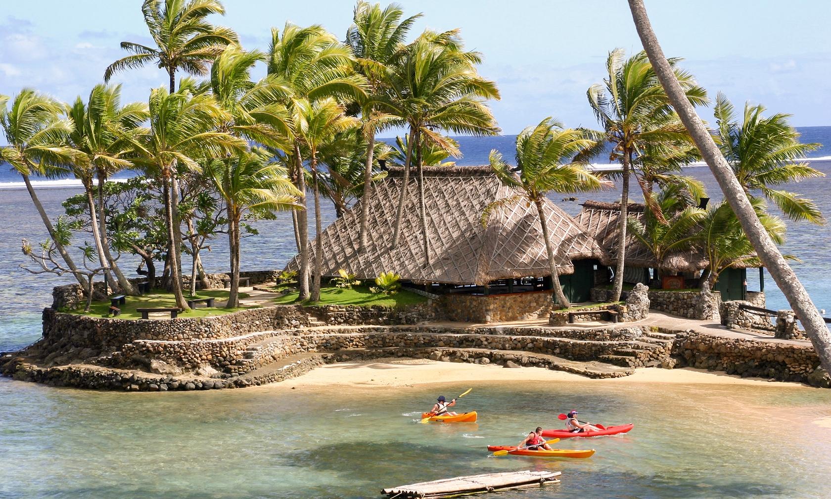 Vacation rentals in Fiji