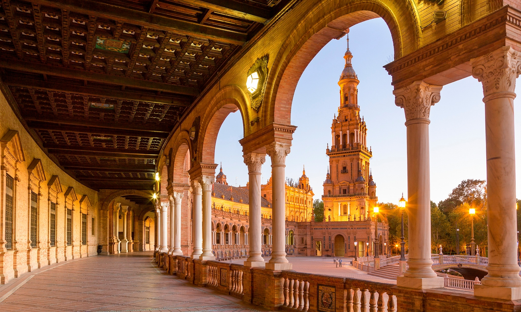 Holiday rental apartments in Seville