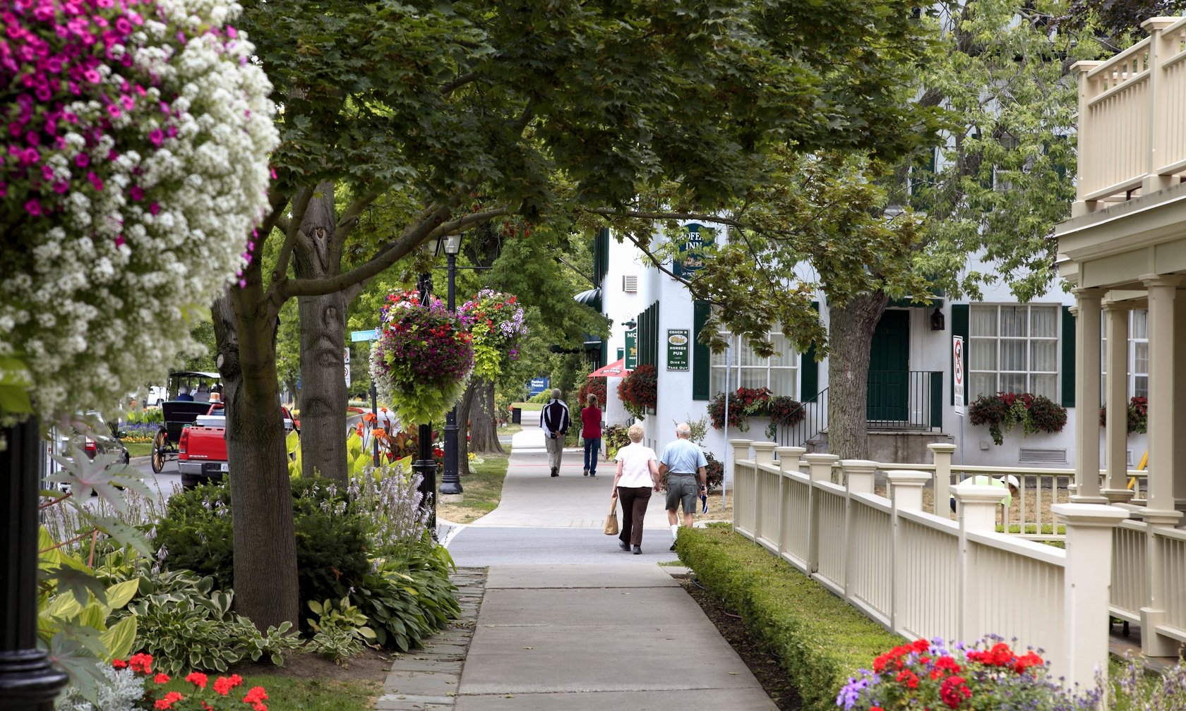 Vacation rental cottages in Niagara-on-the-Lake